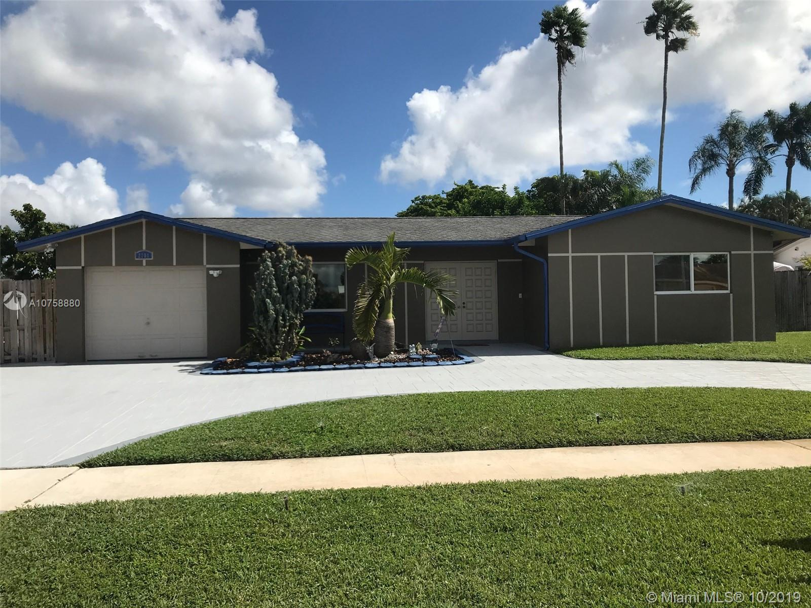 2101 NW 118th Ave, Pembroke Pines, FL 33026