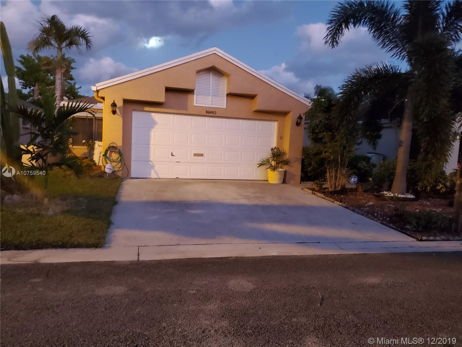 1960 NW 39th Ave, Coconut Creek, FL 33066