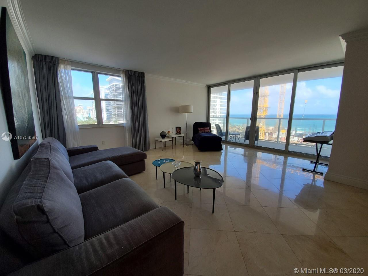 5750  Collins Ave #9K For Sale A10759587, FL