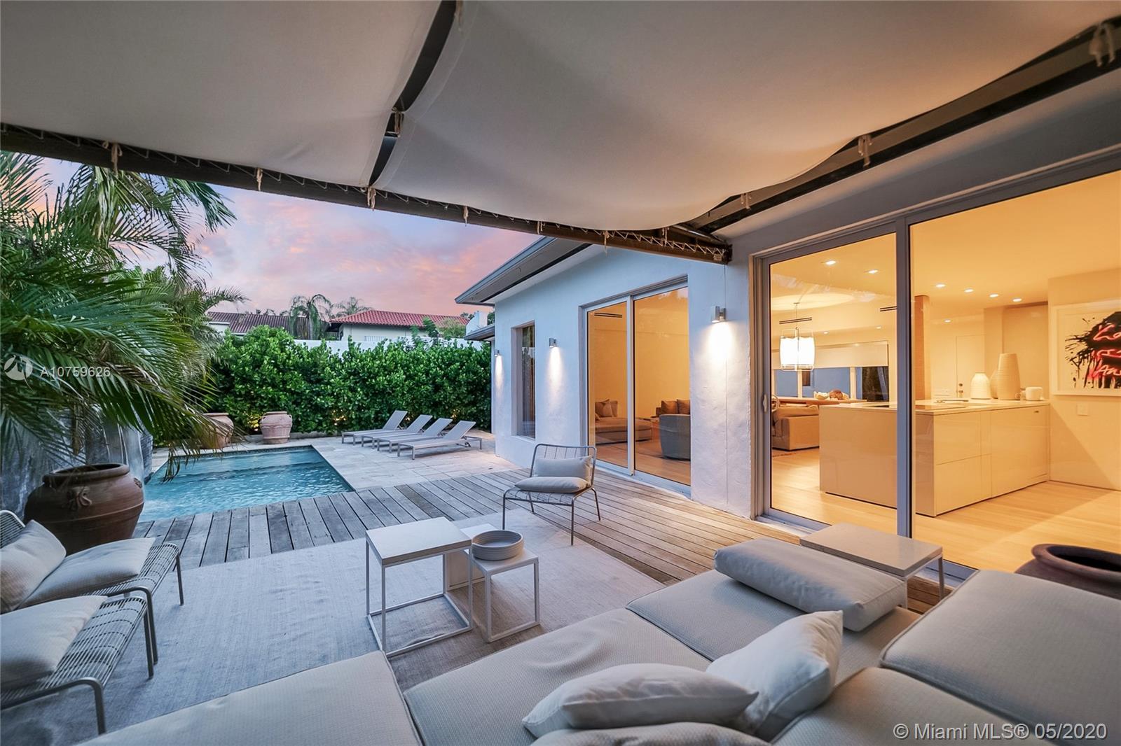 4235 N Bay Rd, Miami Beach, FL 33140