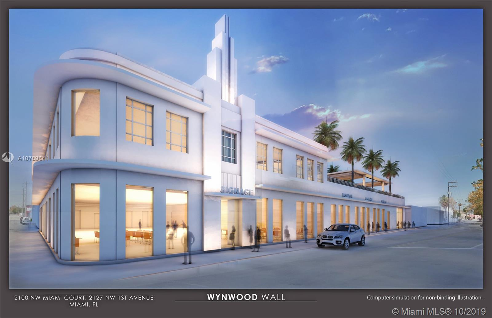 45 NW 21st St. #Office Building For Sale A10759641, FL