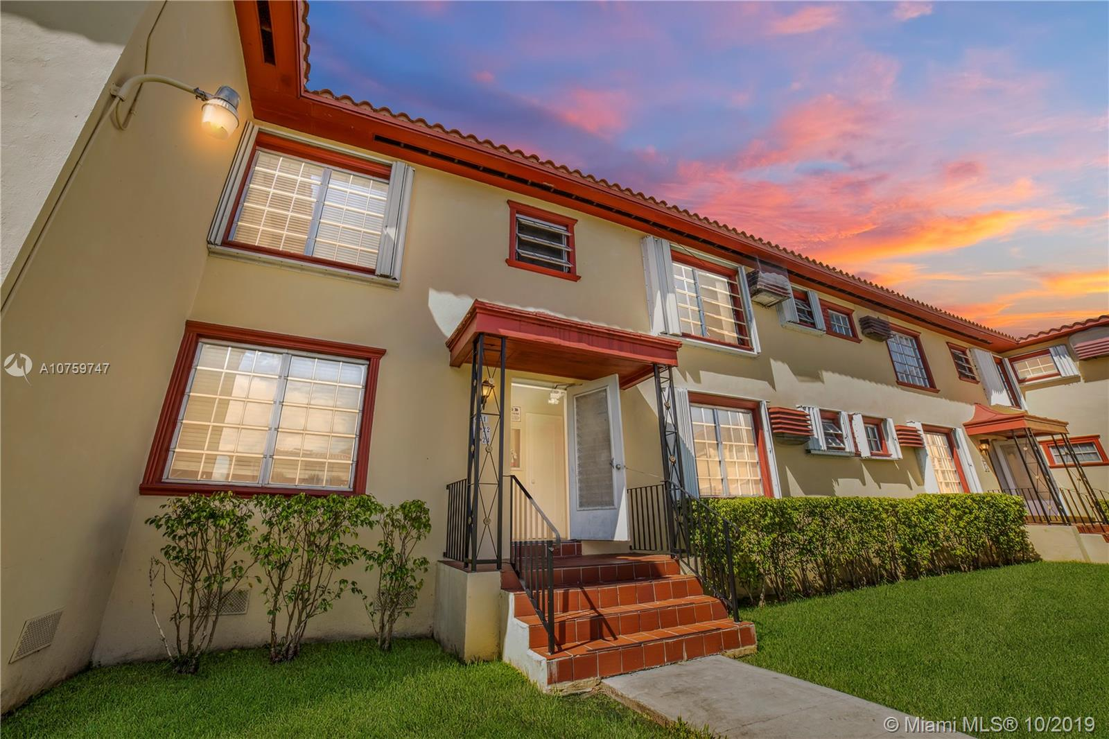 661 S W 11th St #23W For Sale A10759747, FL