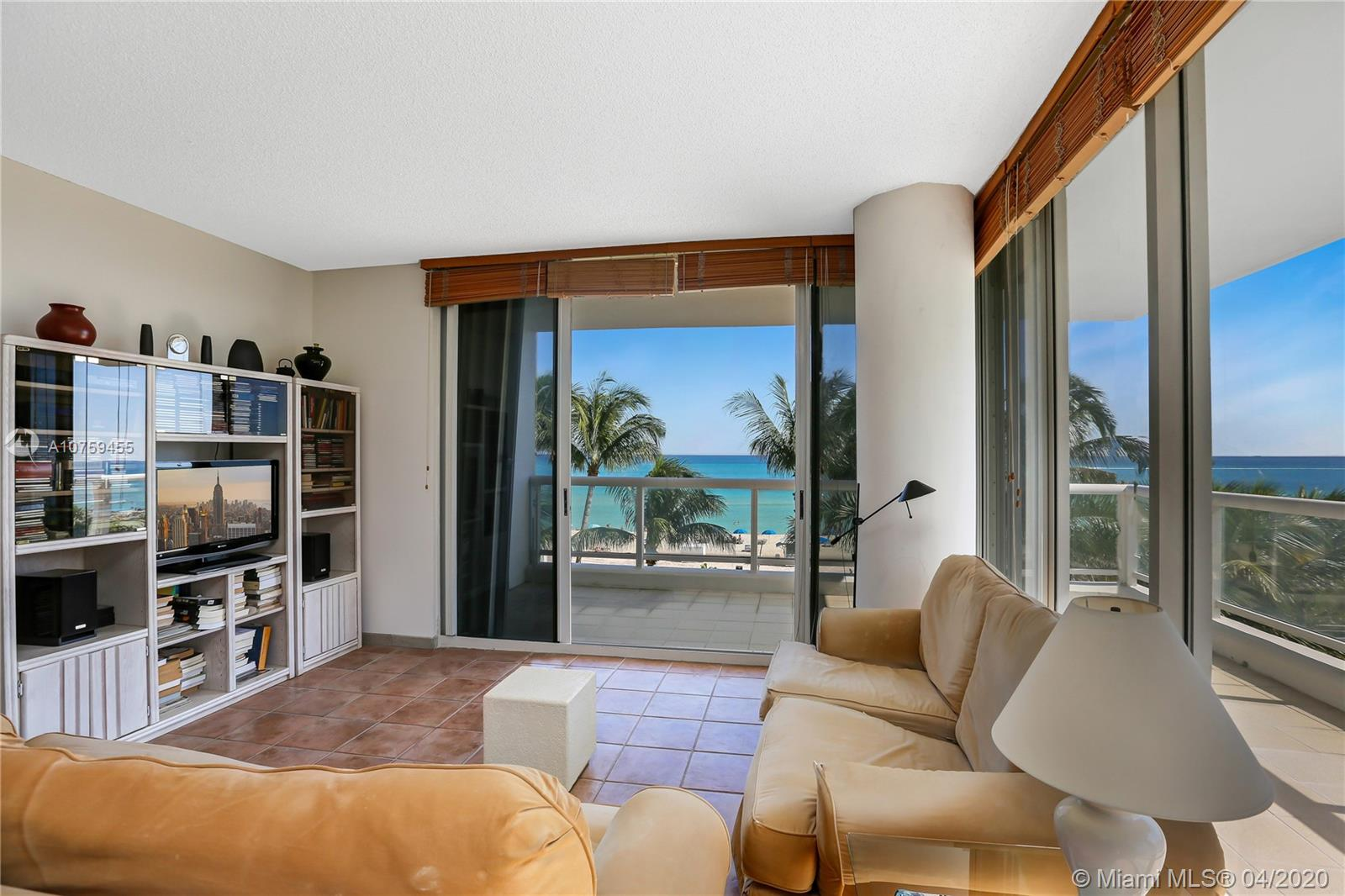 4201  Collins Ave #401 For Sale A10759455, FL