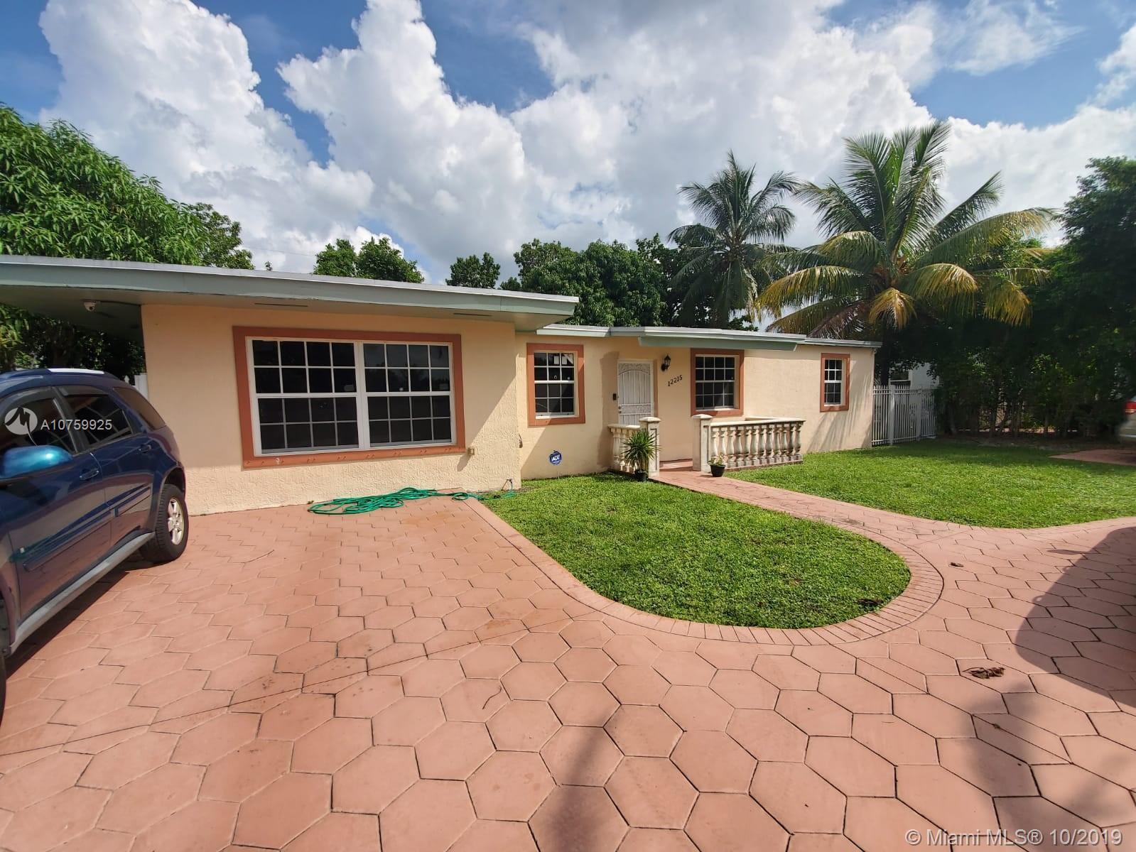 12215 NW 19th Ave, Miami, FL 33167