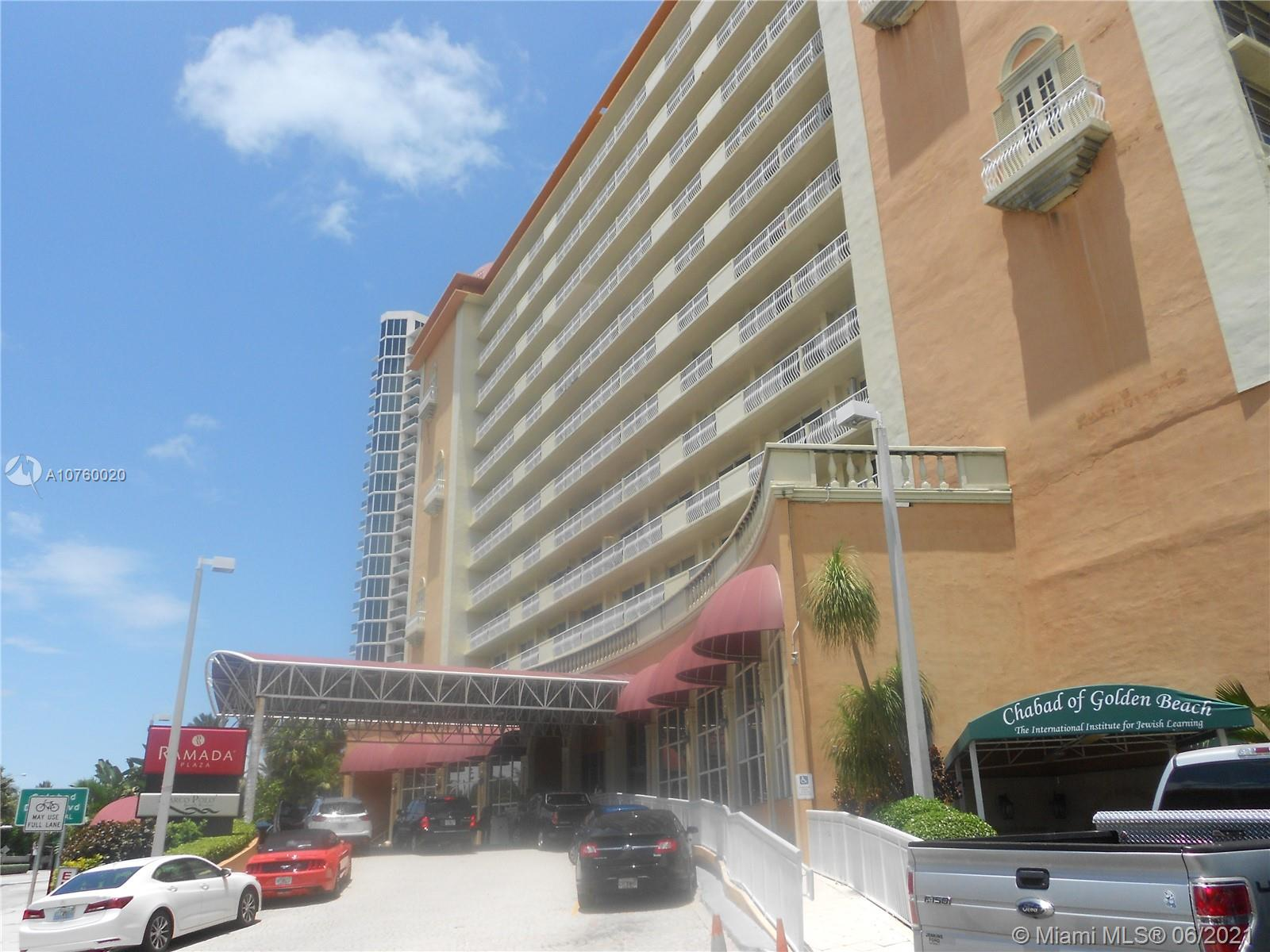 19201  Collins Ave #646 For Sale A10760020, FL