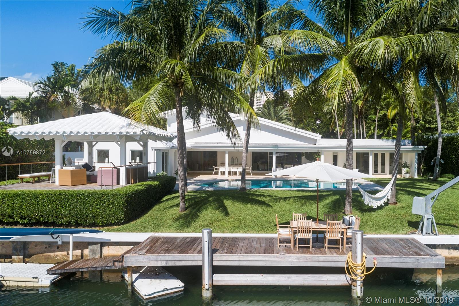 40  Island Dr  For Sale A10759872, FL