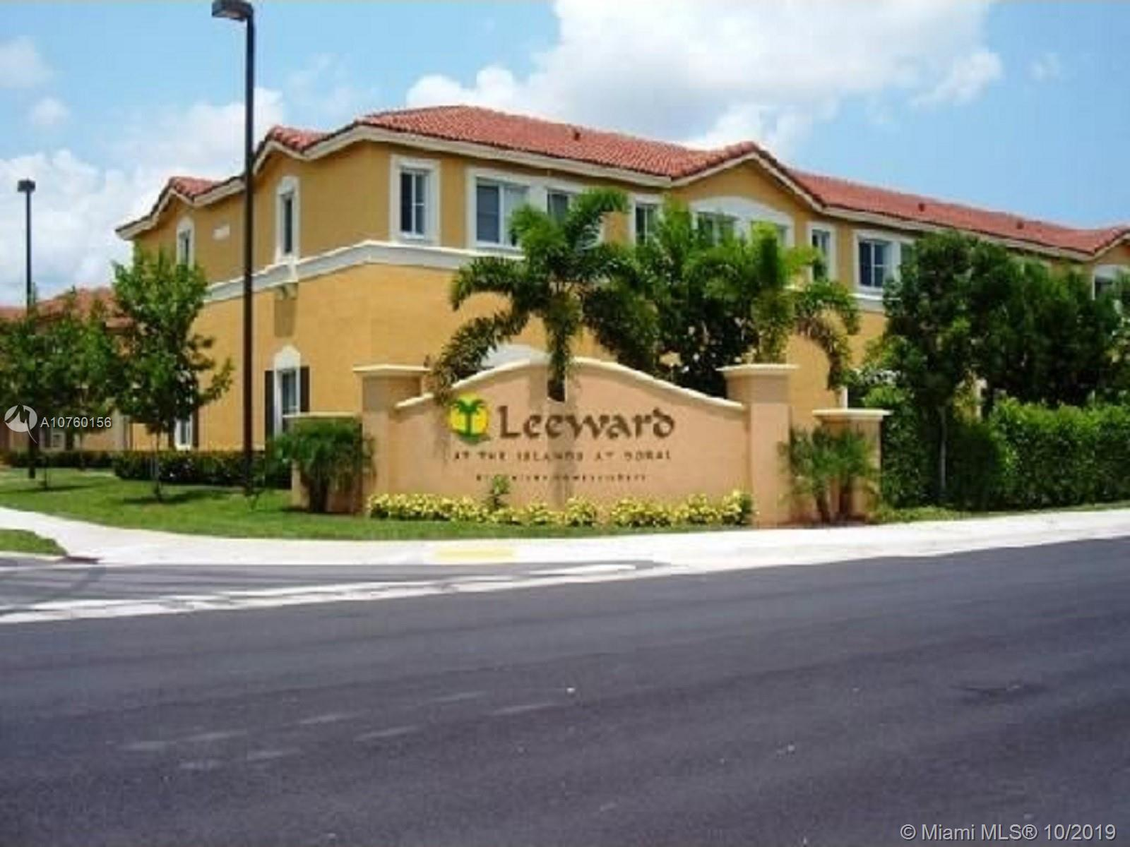 8464 NW 107th Path #3-32 For Sale A10760156, FL
