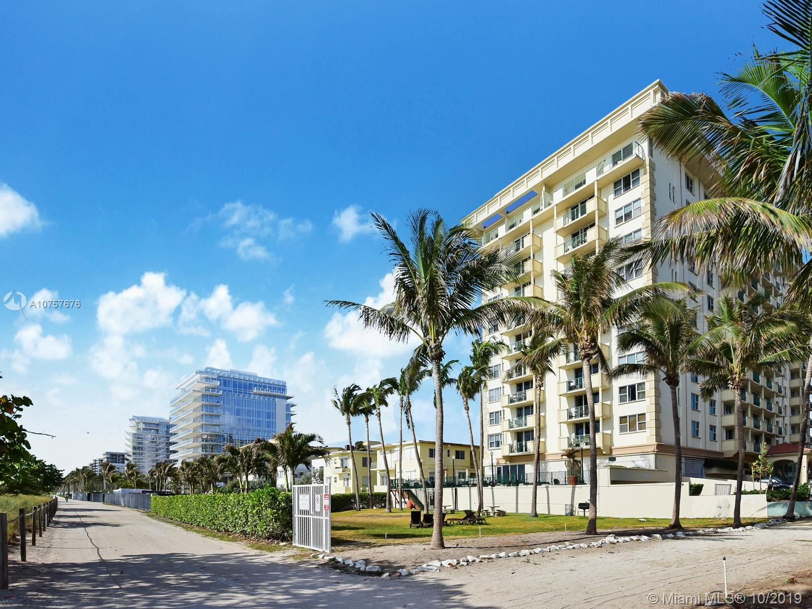 9195  Collins Ave #312 For Sale A10757676, FL