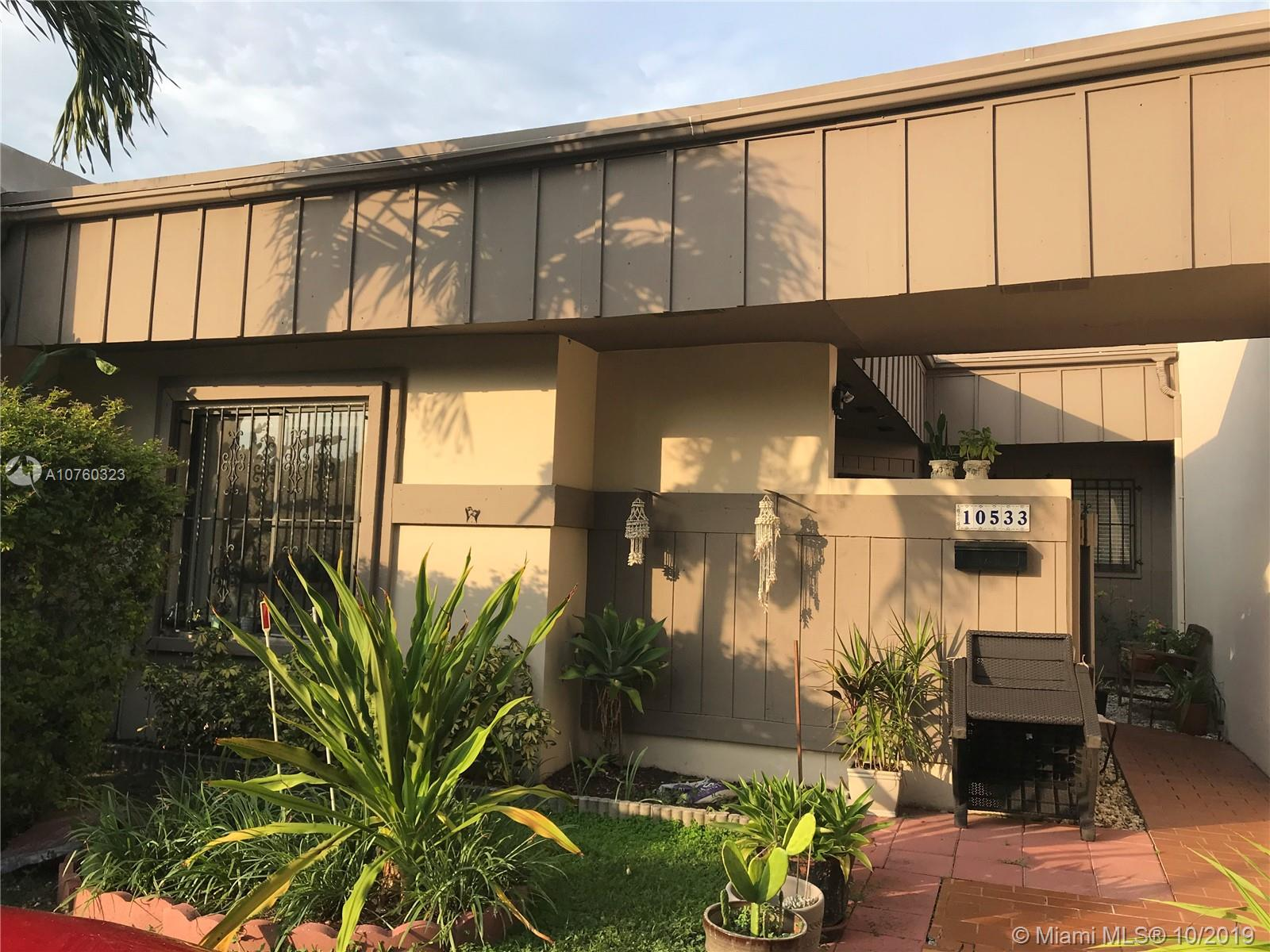 10533 SW 73rd Ter  For Sale A10760323, FL