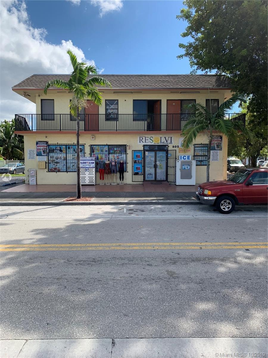 805  Palm Ave  For Sale A10759659, FL