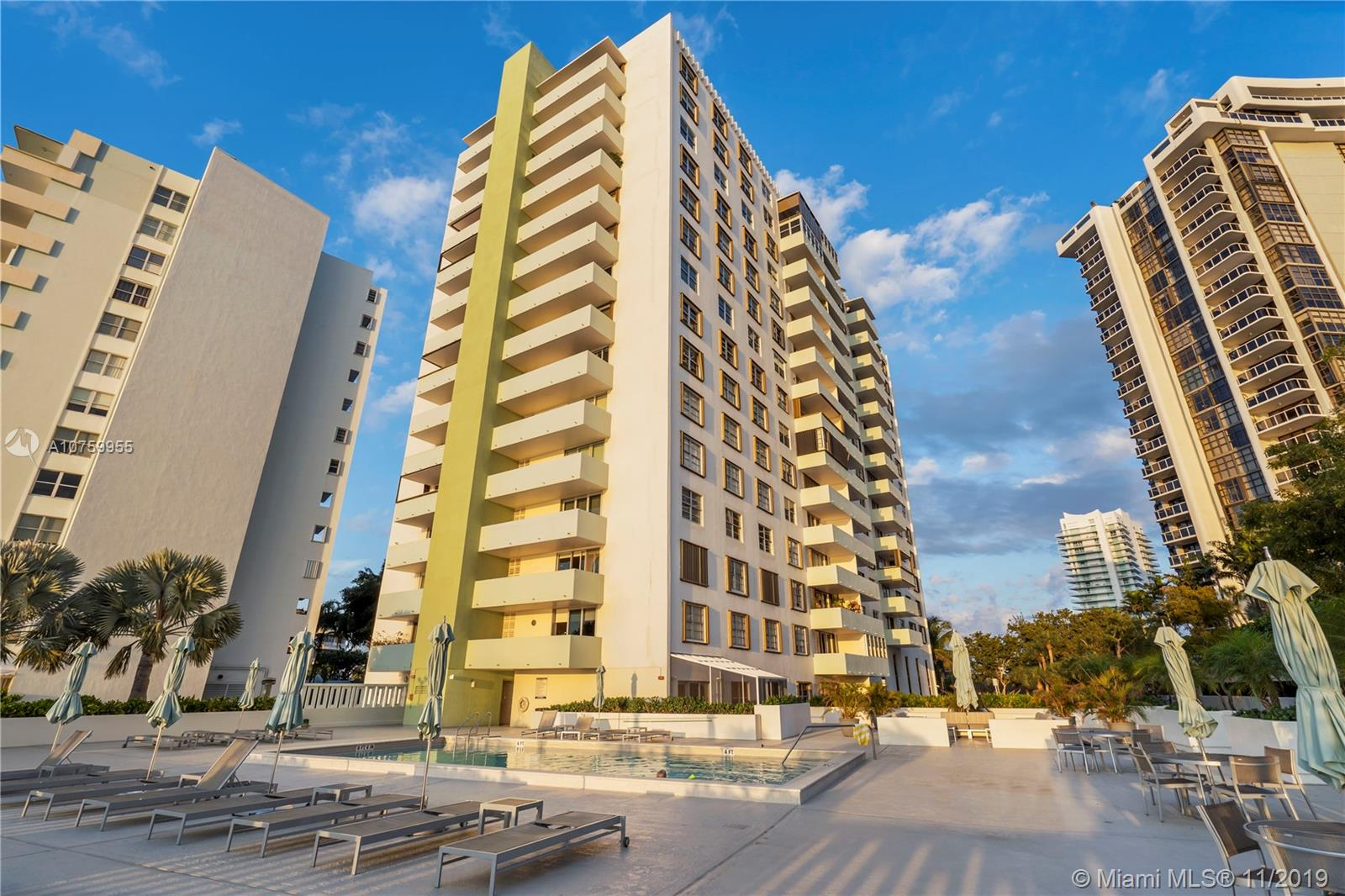 5  Island Ave #2E For Sale A10759955, FL