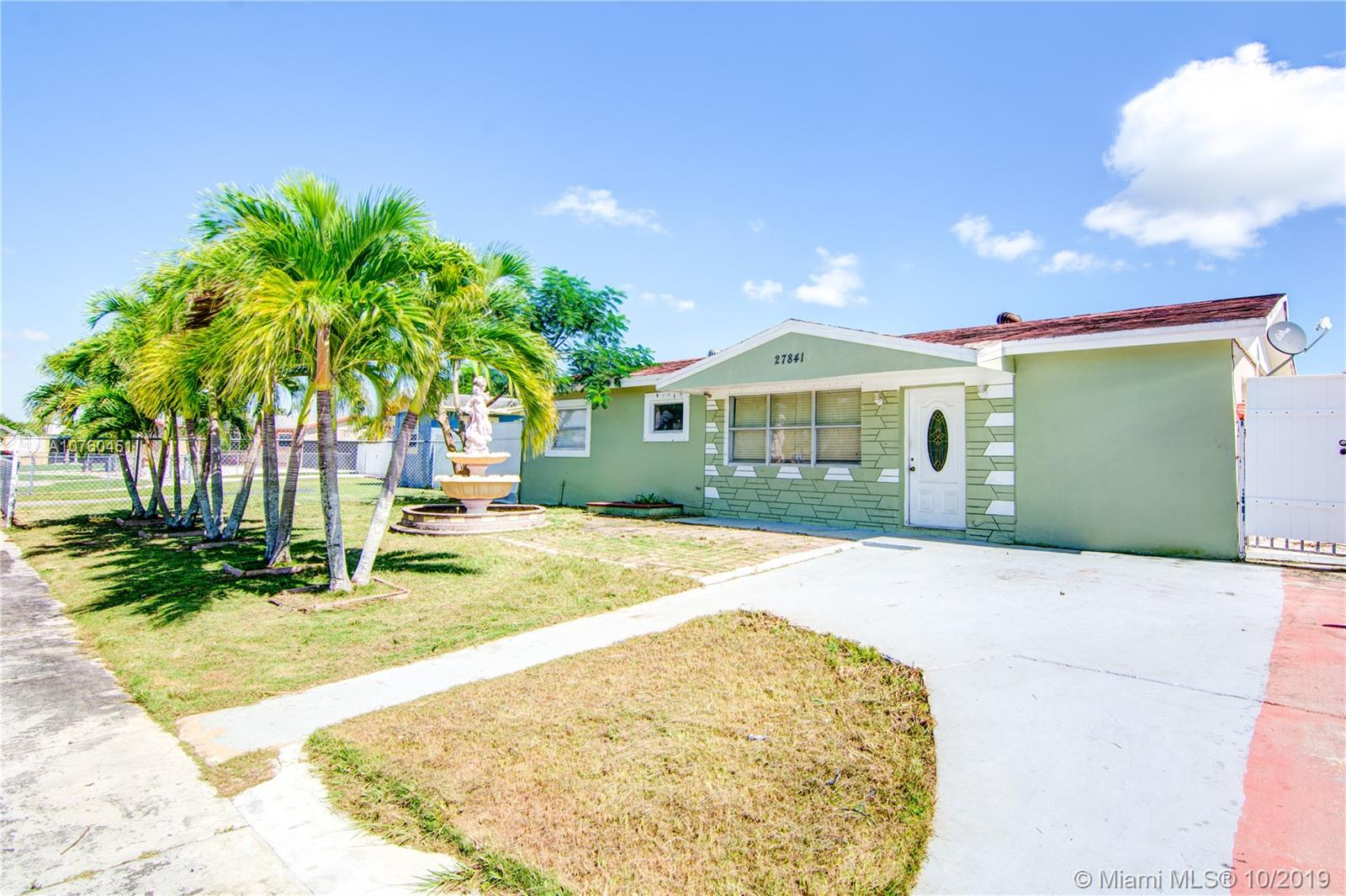 27841 SW 129th Ct  For Sale A10760451, FL