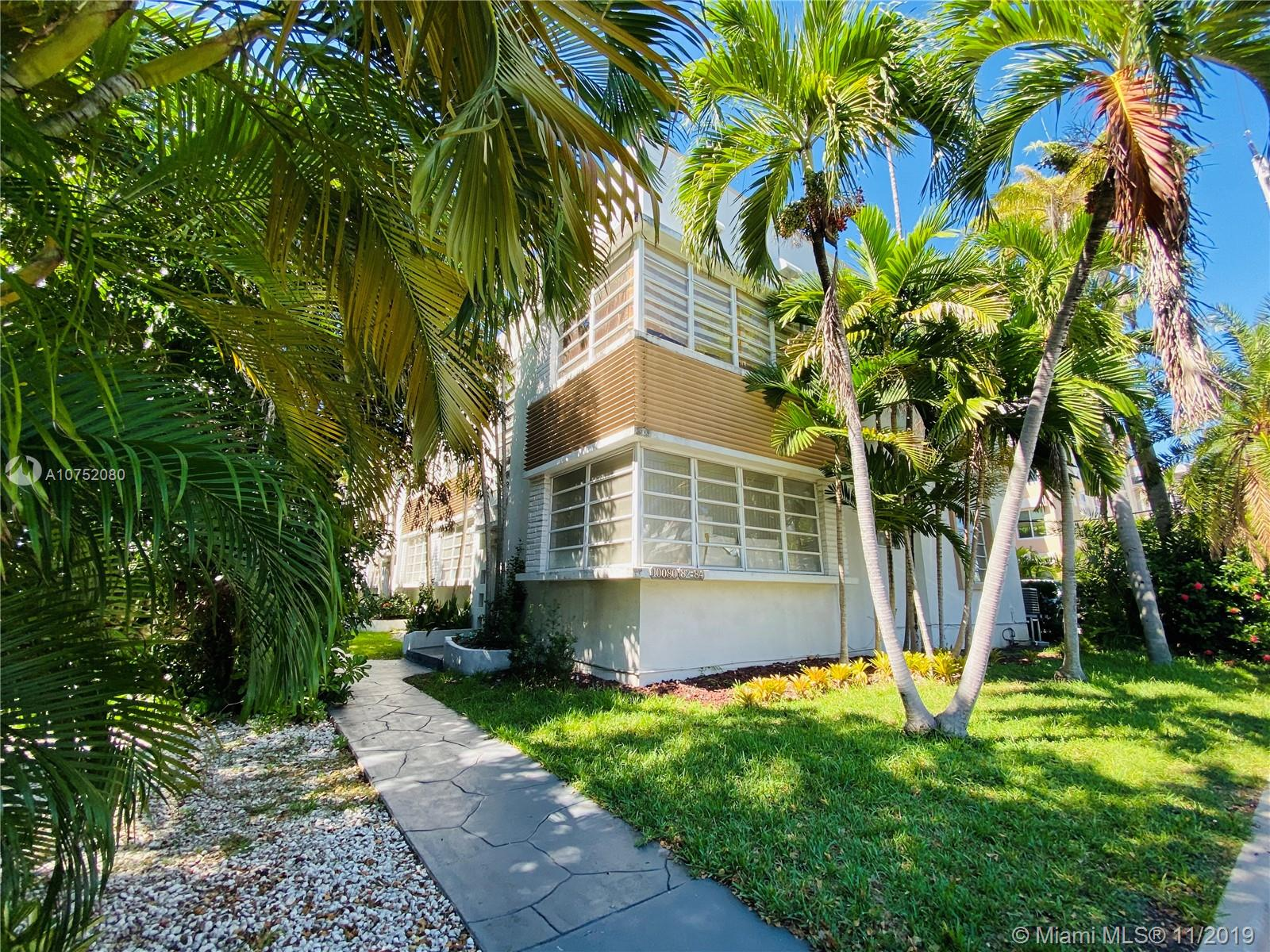 10082 W Bay Harbor Drive #7 For Sale A10752080, FL
