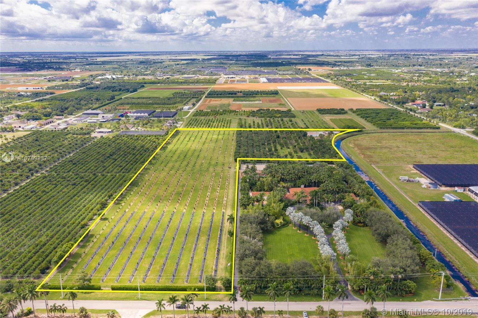 27440 SW 187th Ave  For Sale A10759837, FL