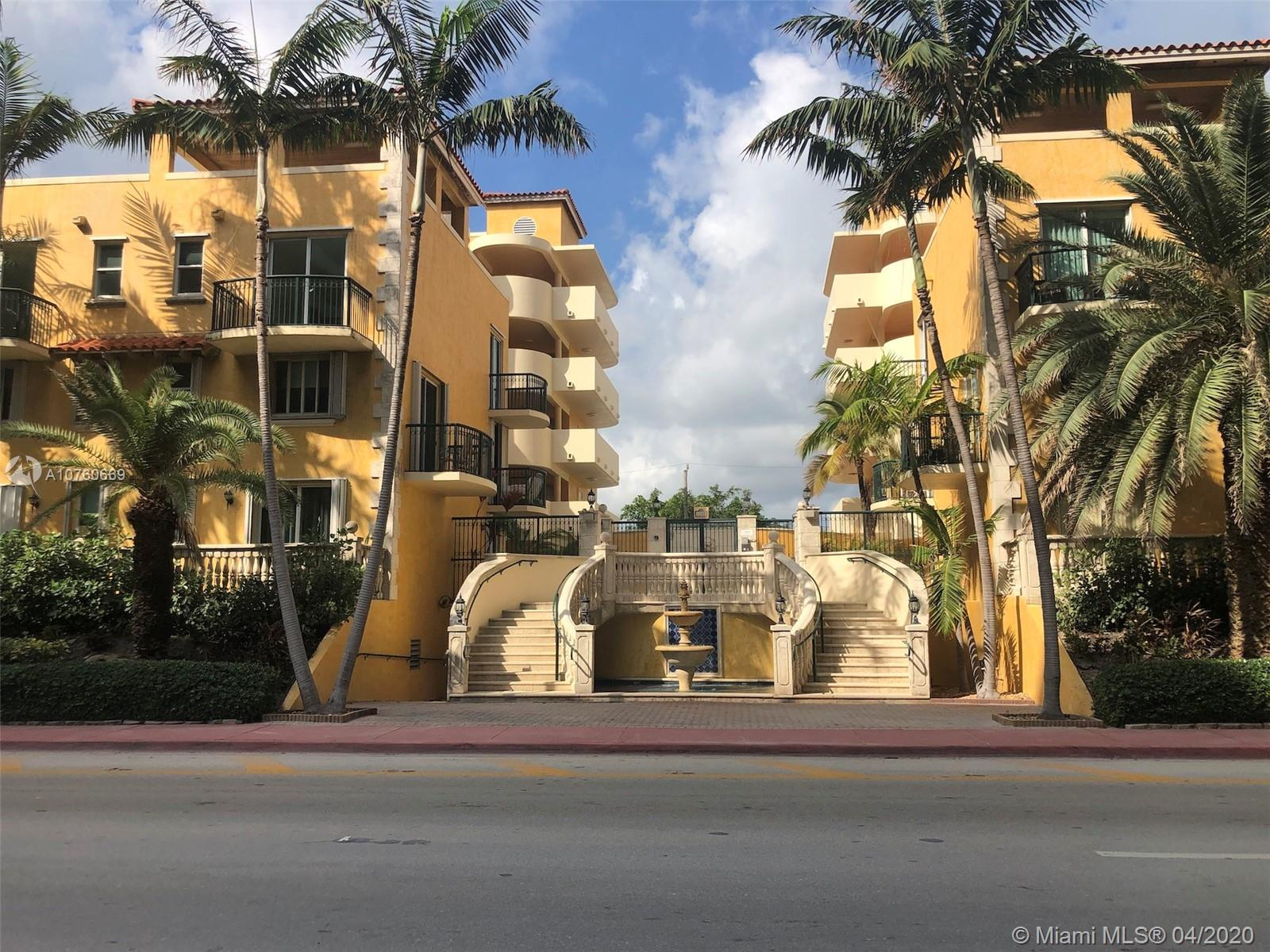 8888  Collins Ave #114 For Sale A10760669, FL