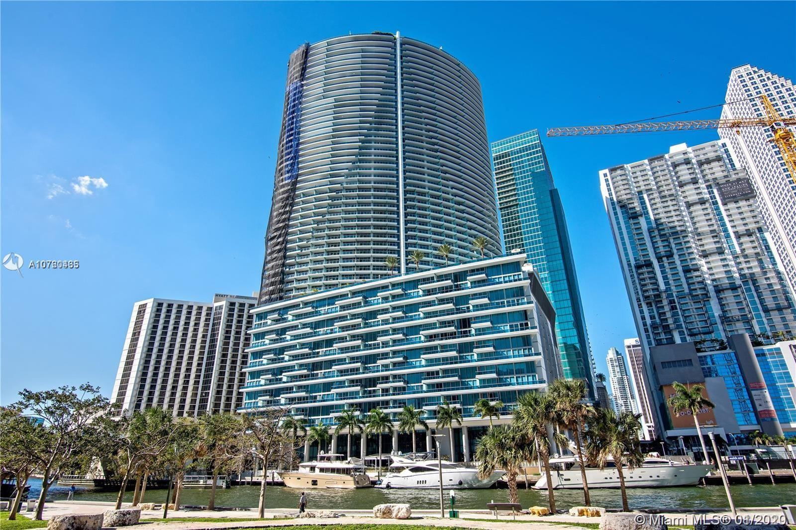 200  Biscayne Boulevard Way #1406 For Sale A10760435, FL