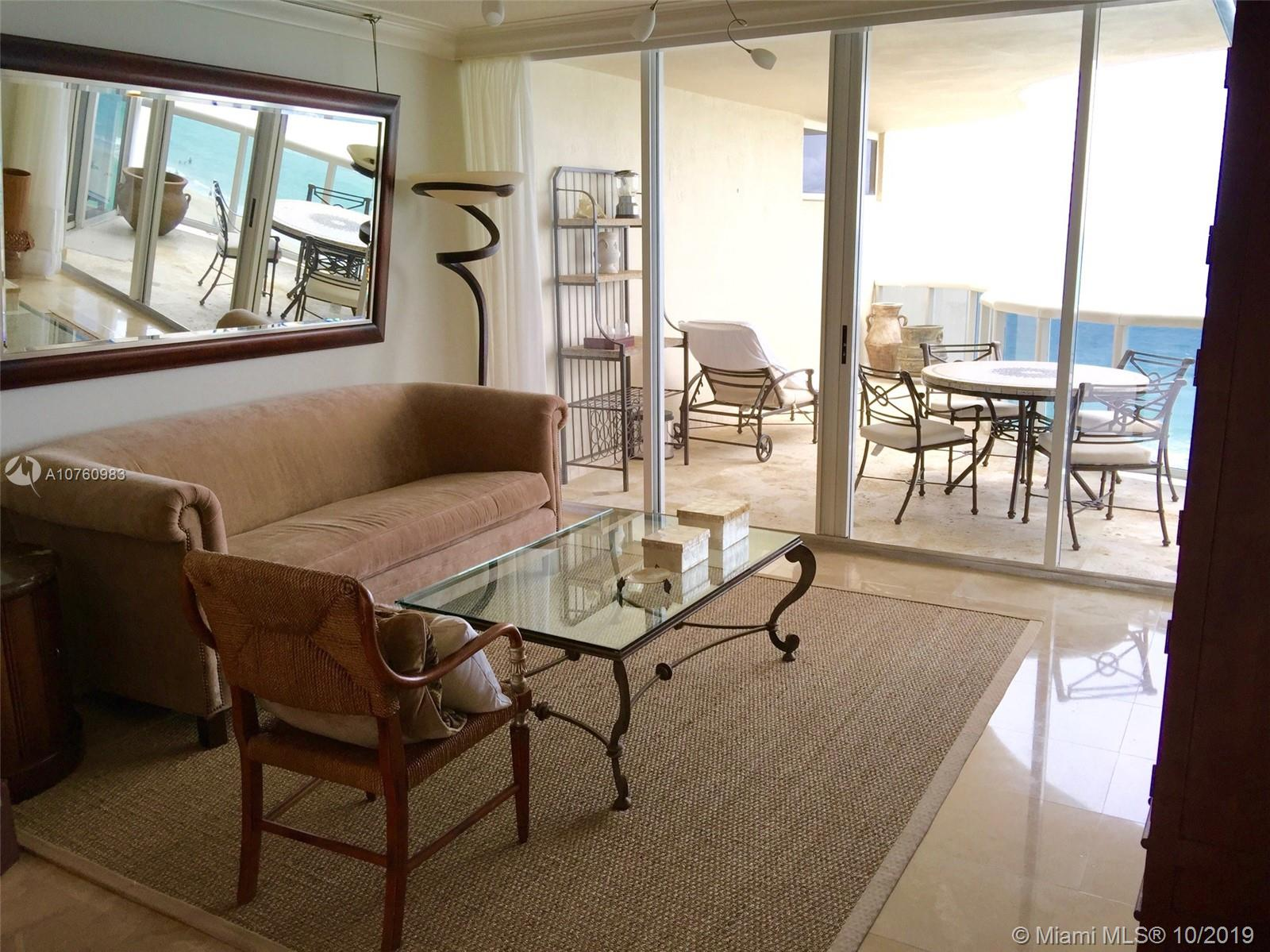 17555 E Collins Ave #1506 For Sale A10760983, FL