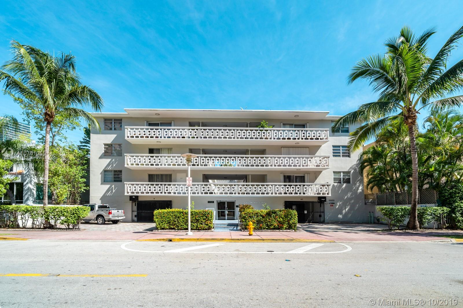 1725  James Ave #17 For Sale A10761055, FL