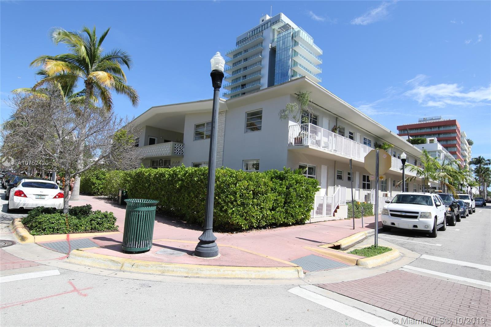 101  Collins Ave #25 For Sale A10752420, FL
