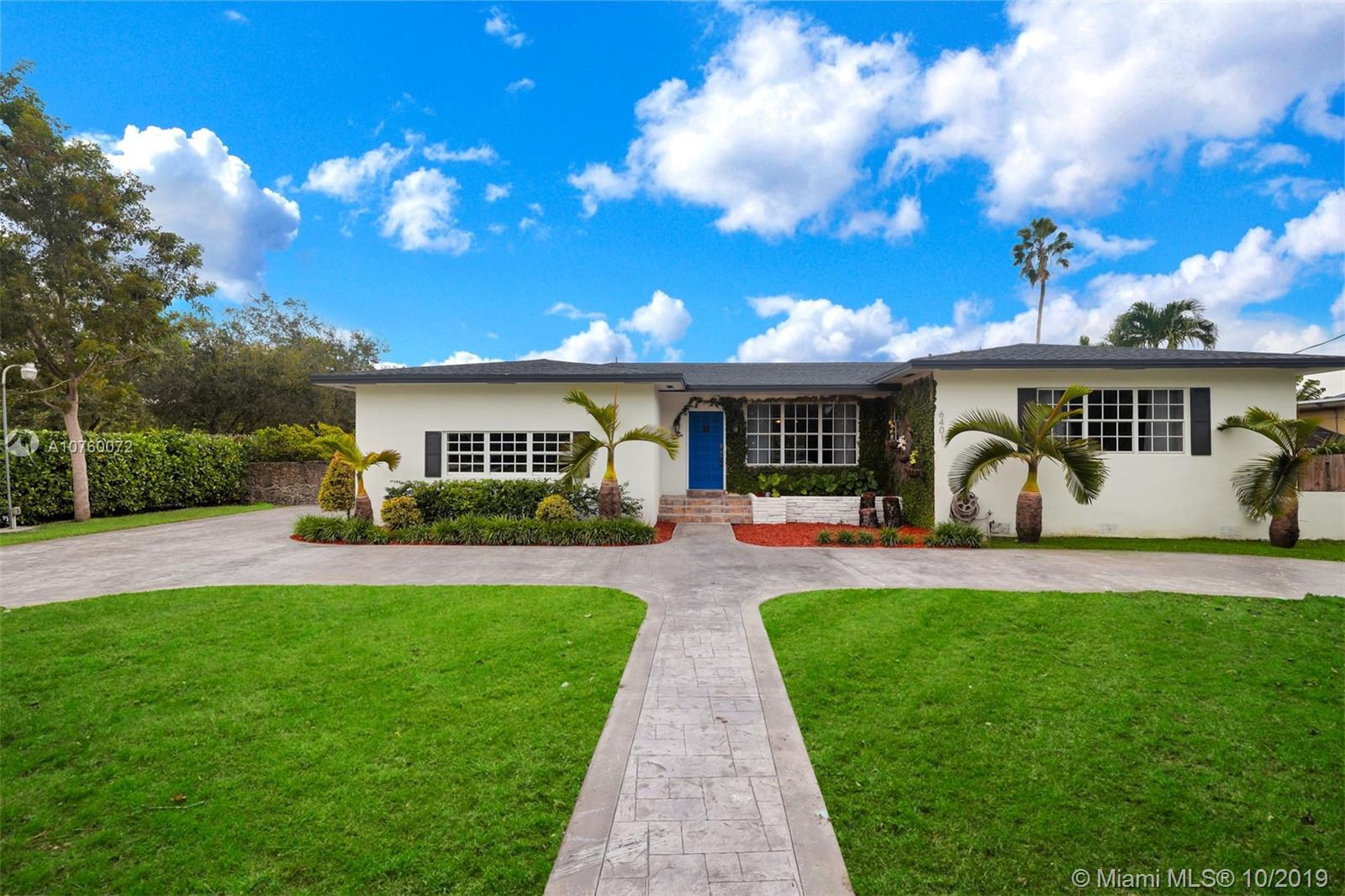 6401 SW 65th Ave  For Sale A10760072, FL