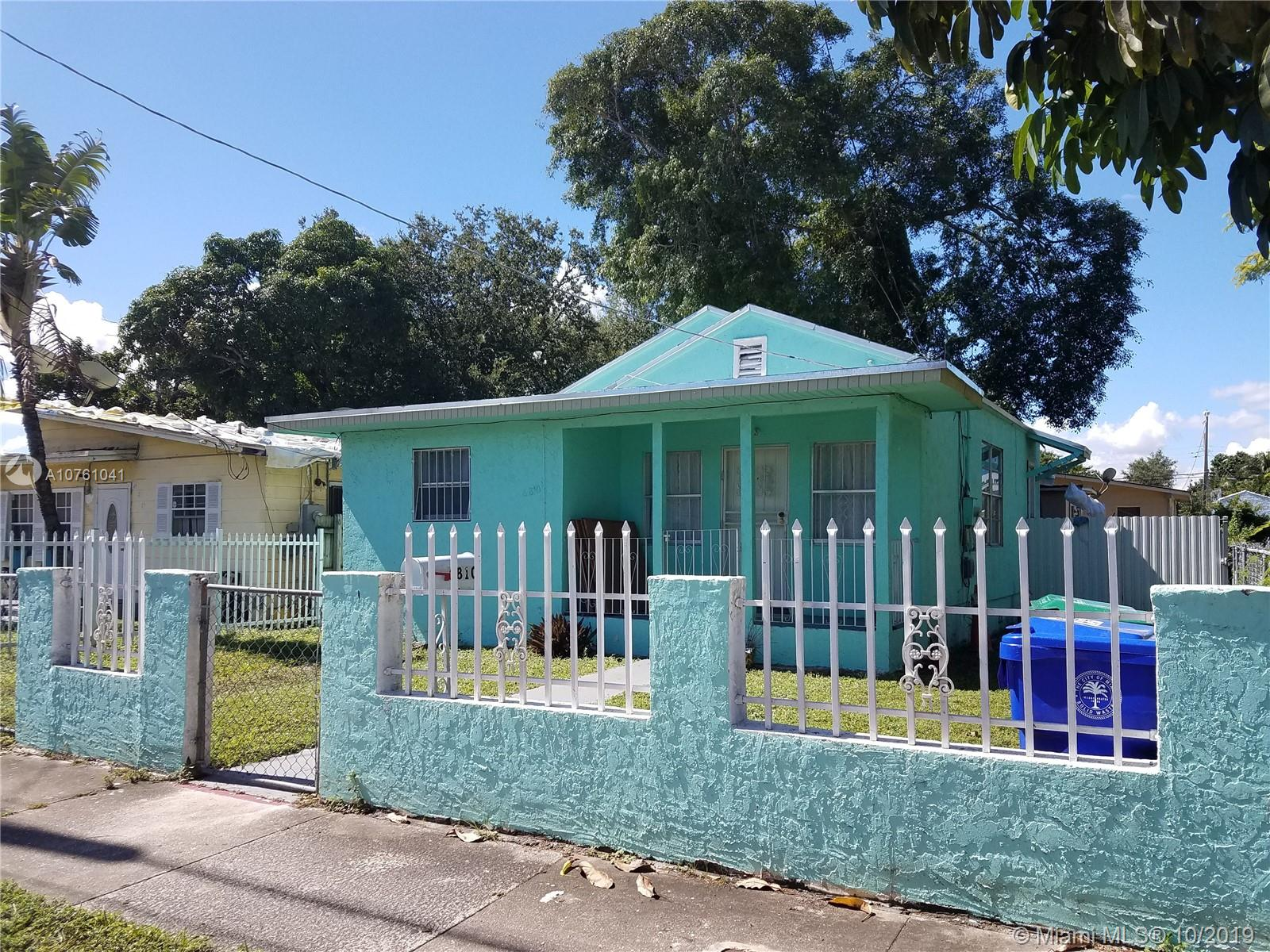 6810 NW 5th Pl  For Sale A10761041, FL