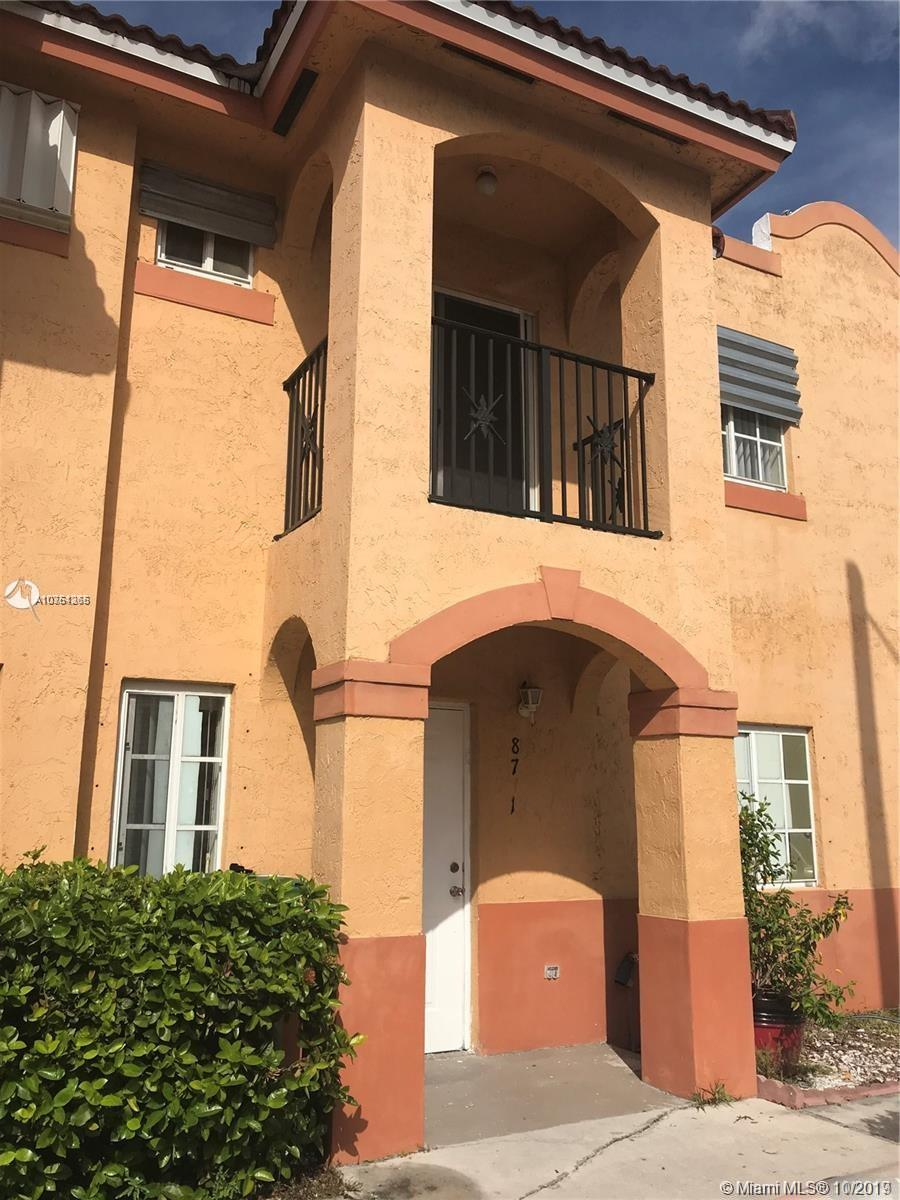 8771 NW 106th Ln #8771 For Sale A10761265, FL