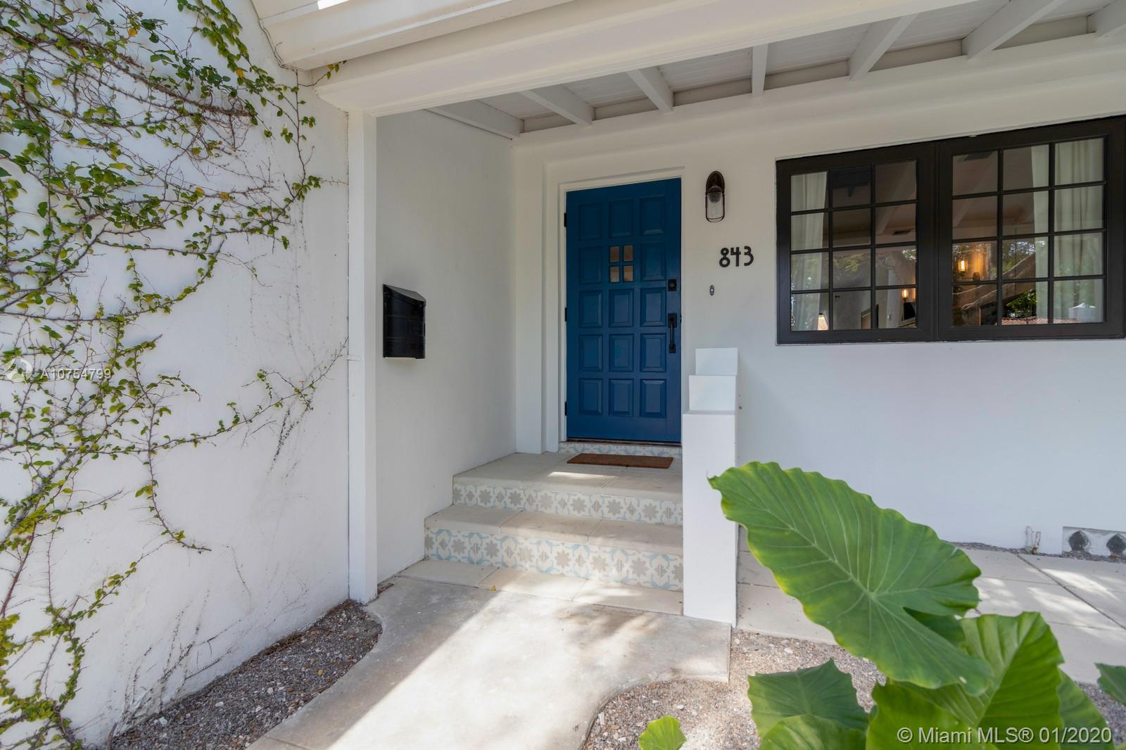 843 NE 72nd St  For Sale A10754799, FL