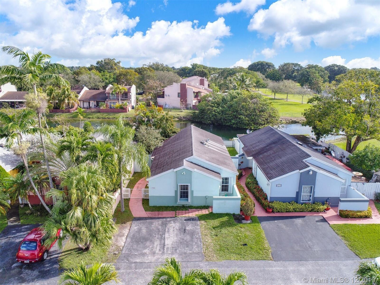 7561 SW 149th Ct  For Sale A10761316, FL