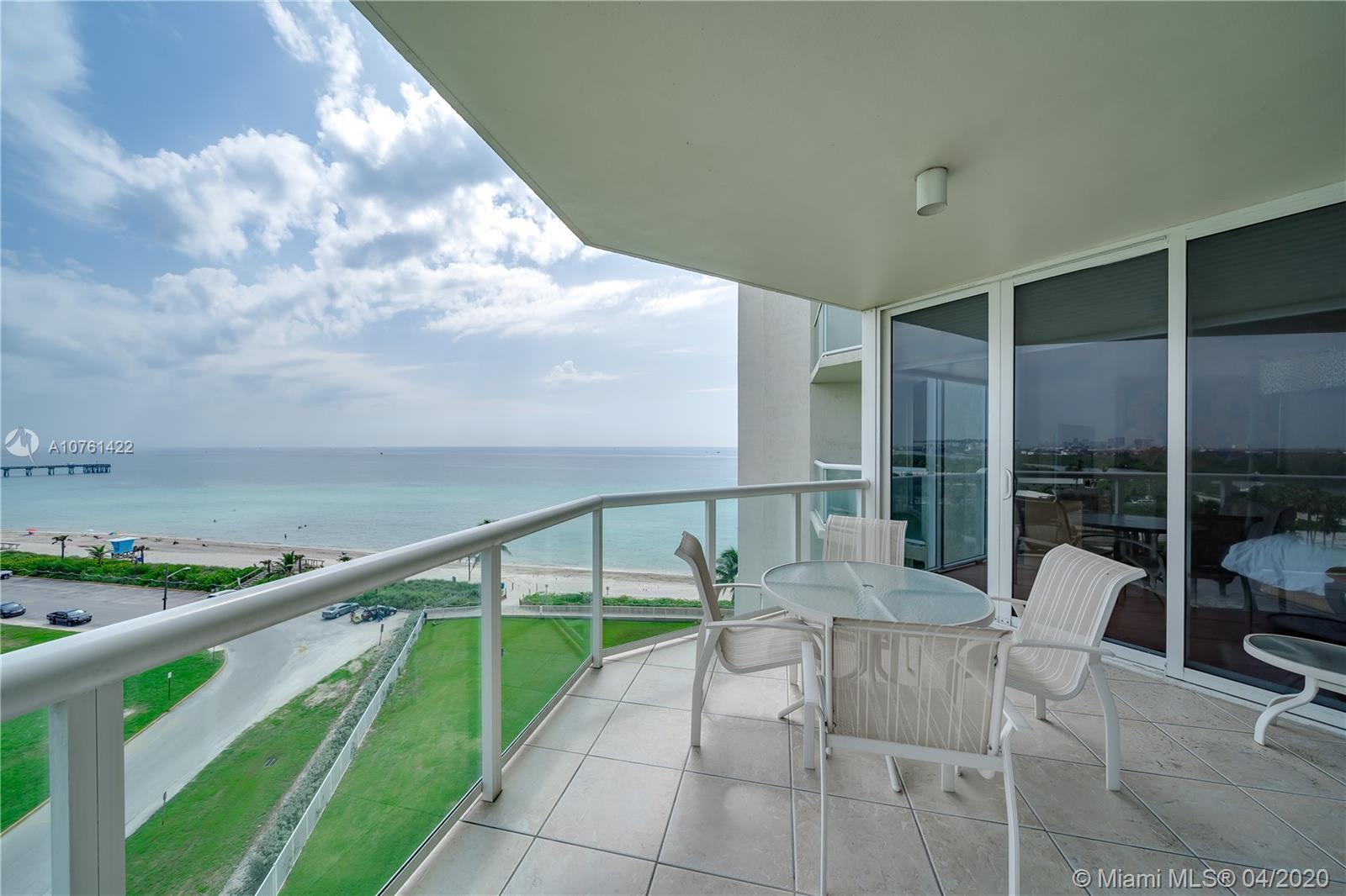 6051 N Ocean #804 For Sale A10761422, FL