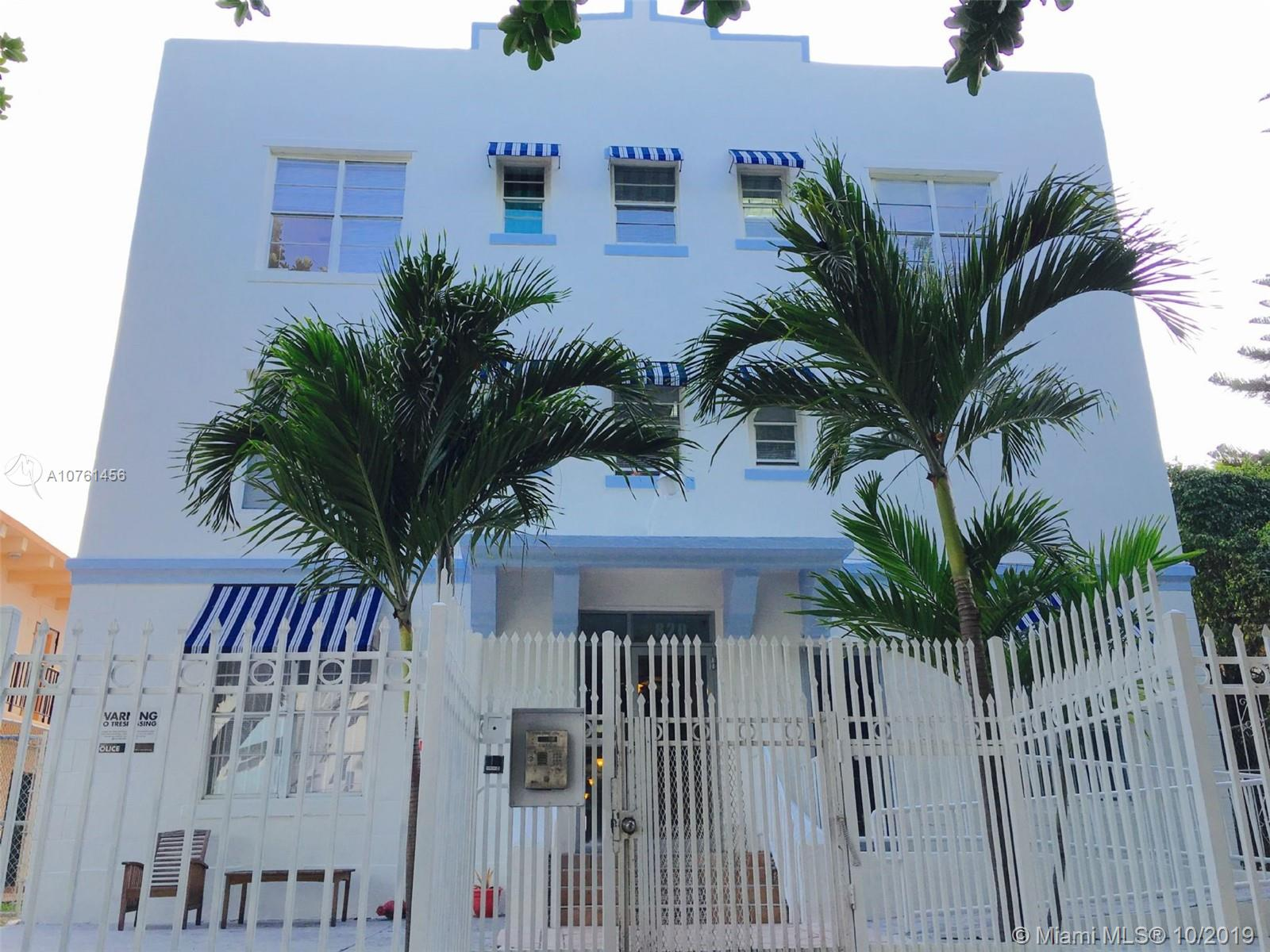 820  Meridian Ave #208 For Sale A10761456, FL