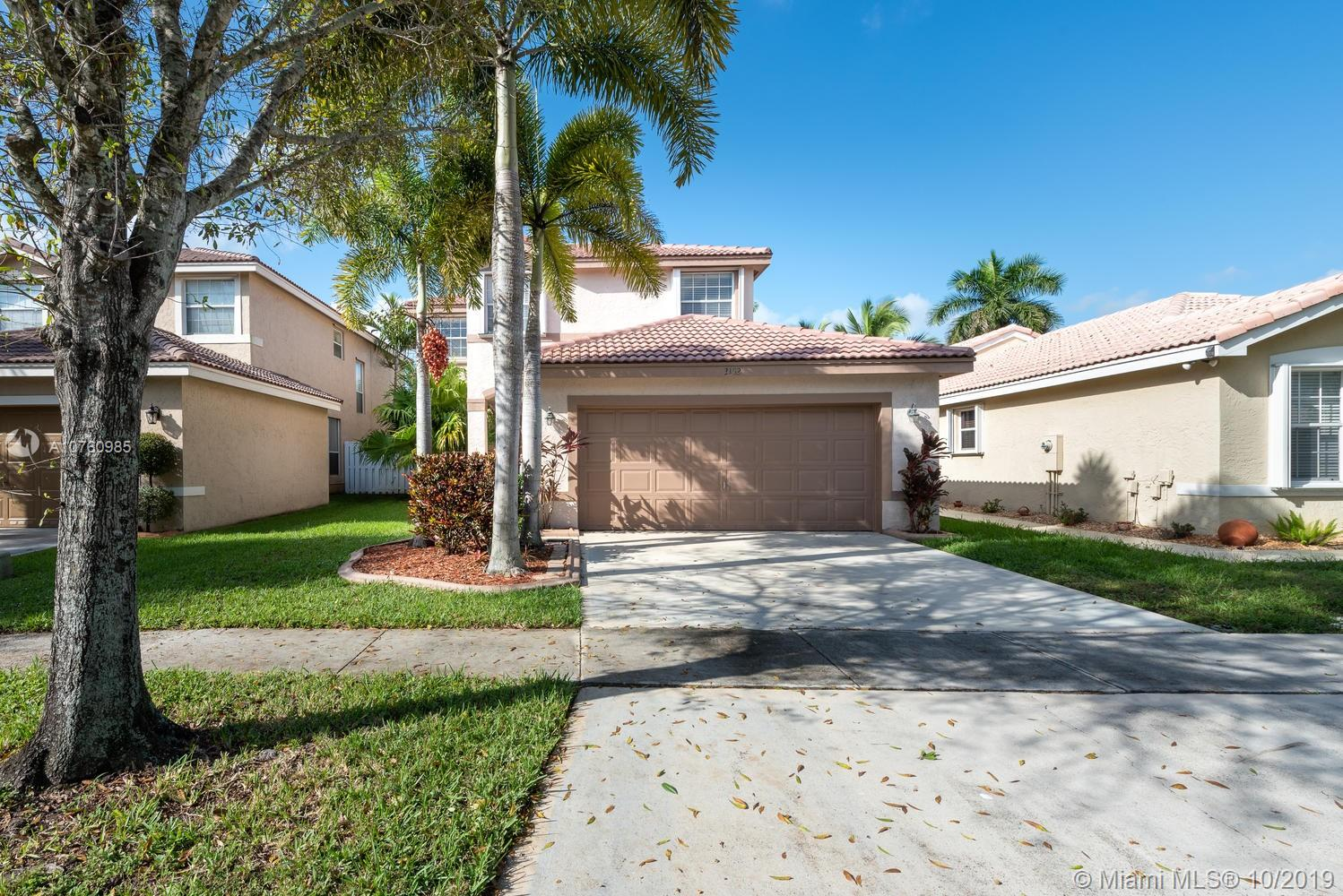 3152 SW 176th Way  For Sale A10760985, FL