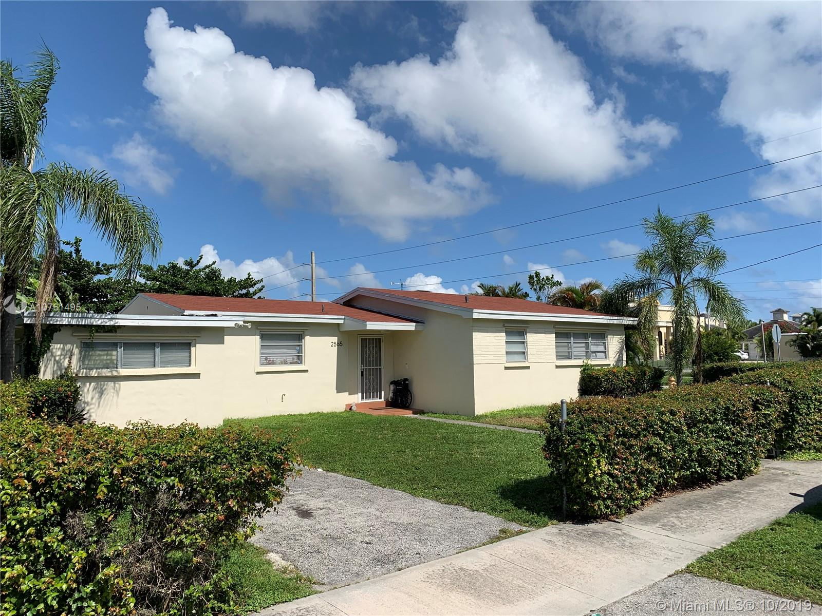 2565 NE 207th St  For Sale A10761495, FL