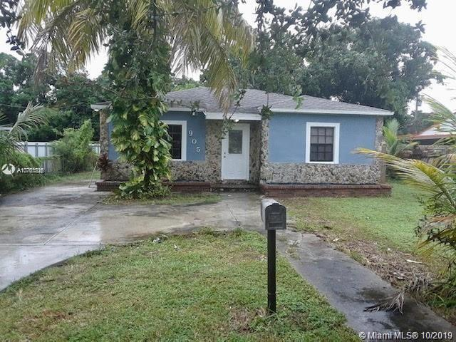 905 NW 124th St  For Sale A10761526, FL