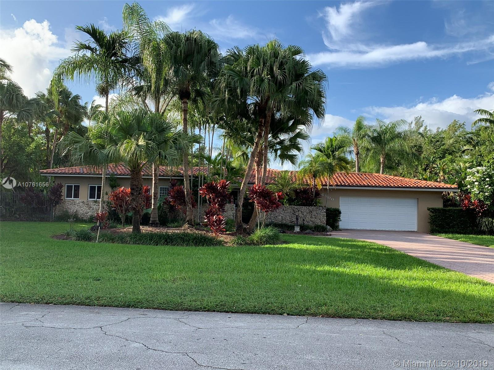 6500 SW 116th St  For Sale A10761656, FL