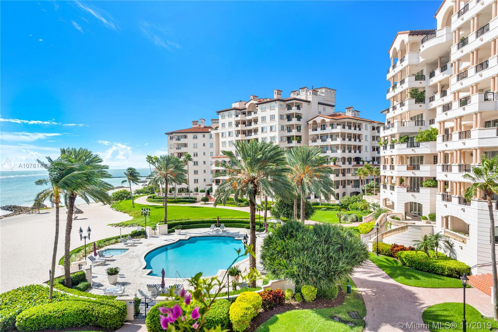 7435  Fisher Island Dr #7435 For Sale A10761482, FL