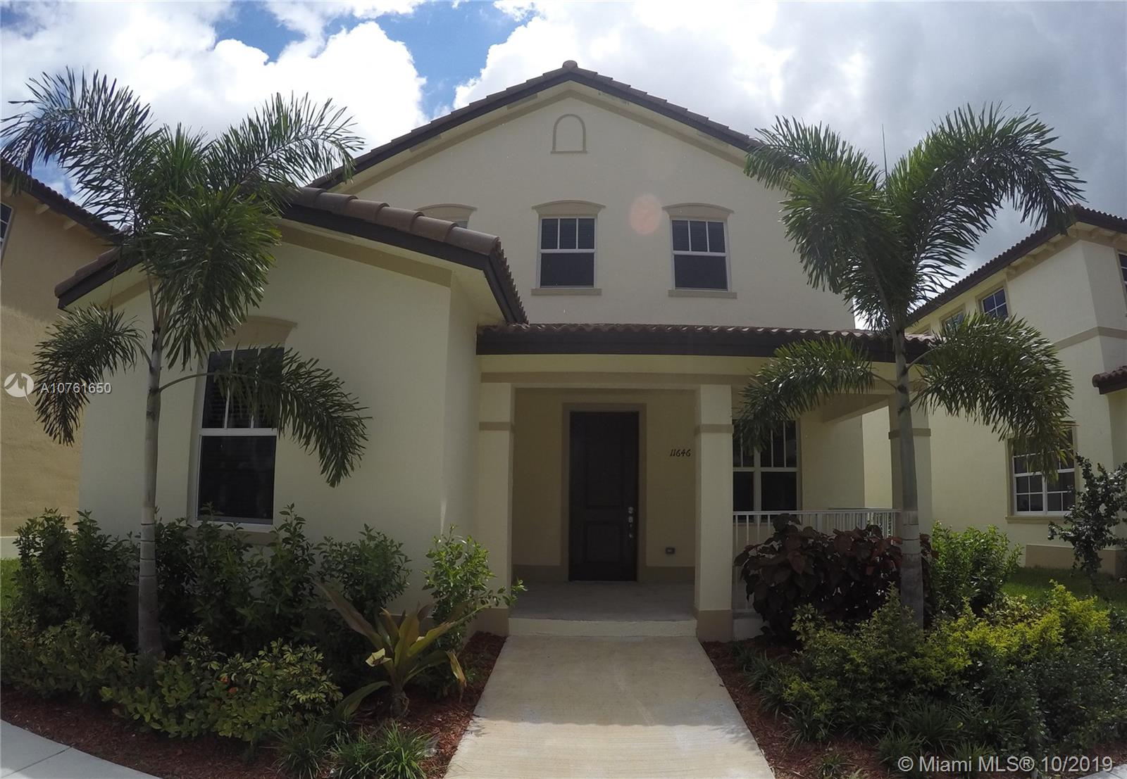 11646 SW 245th Ter  For Sale A10761650, FL