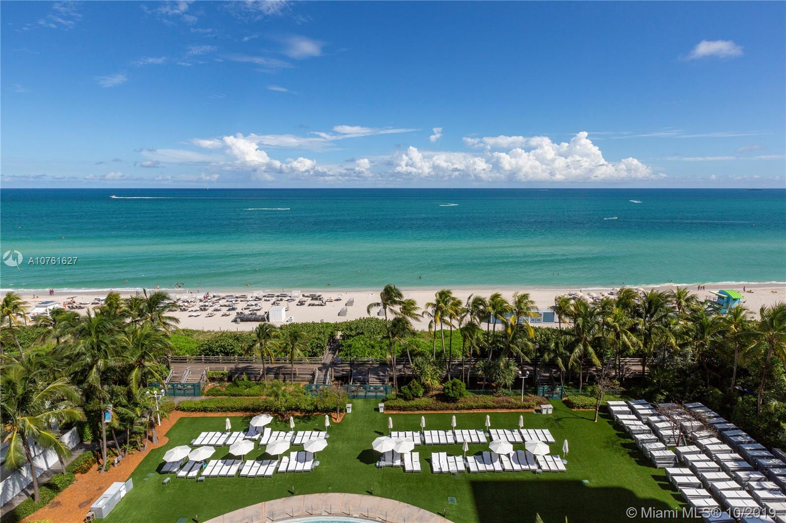 4391  Collins Ave #812 For Sale A10761627, FL