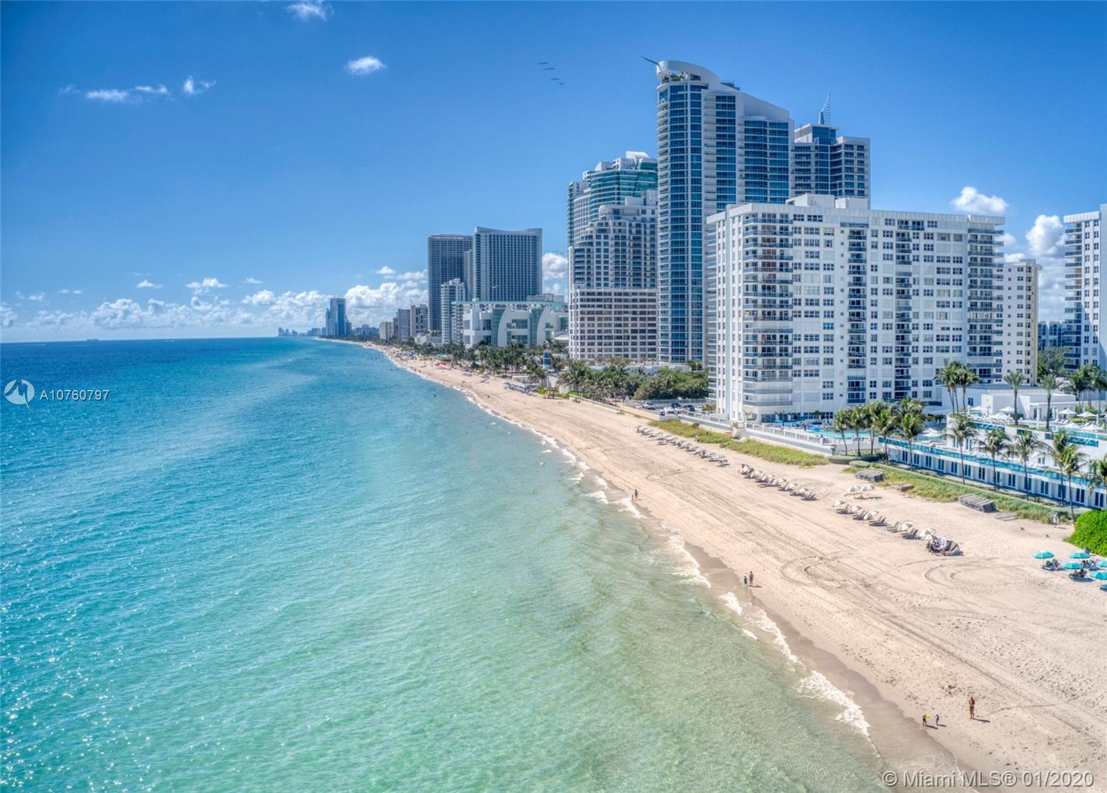 2751 S Ocean Dr #703N For Sale A10760797, FL