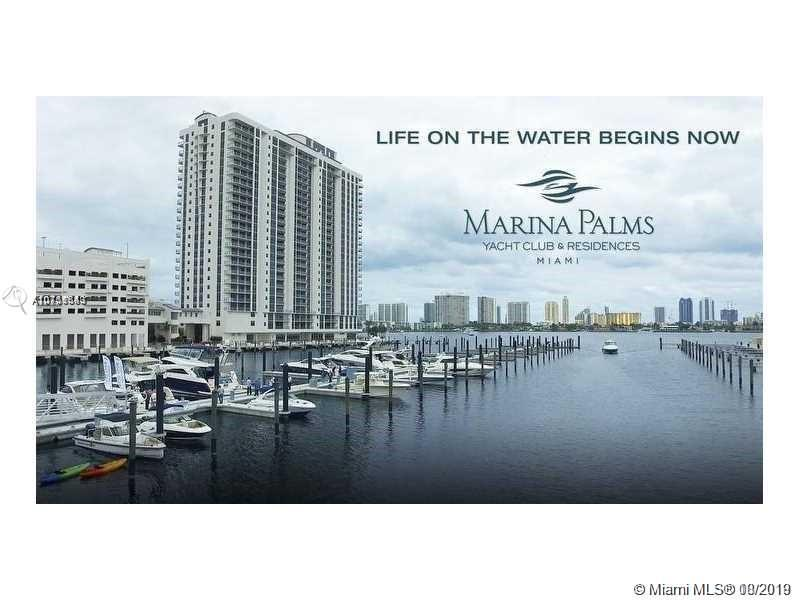 17301  Biscayne Blvd #1709 For Sale A10761843, FL