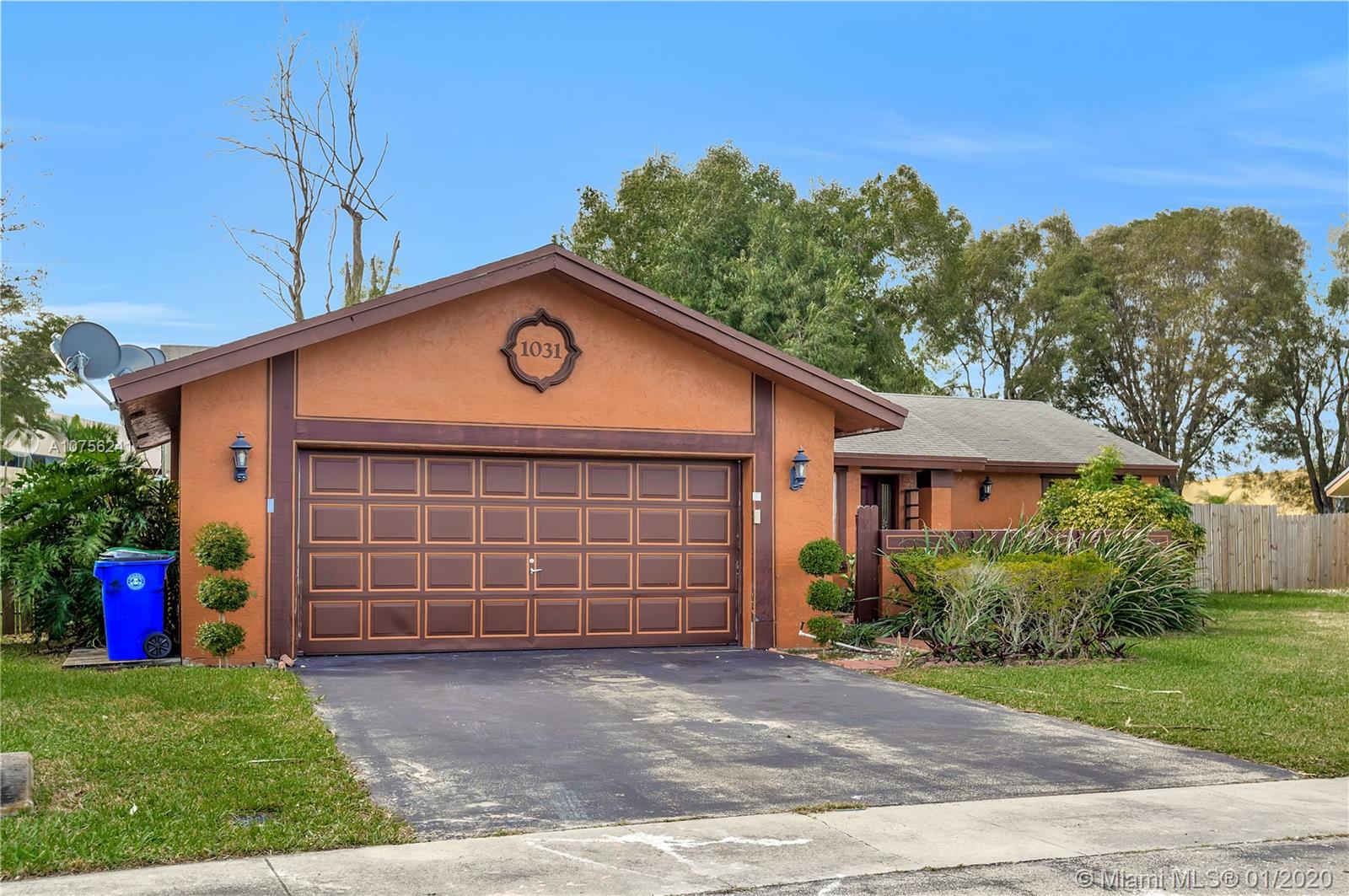 1031 SW 56th Ave, Margate, FL 33068