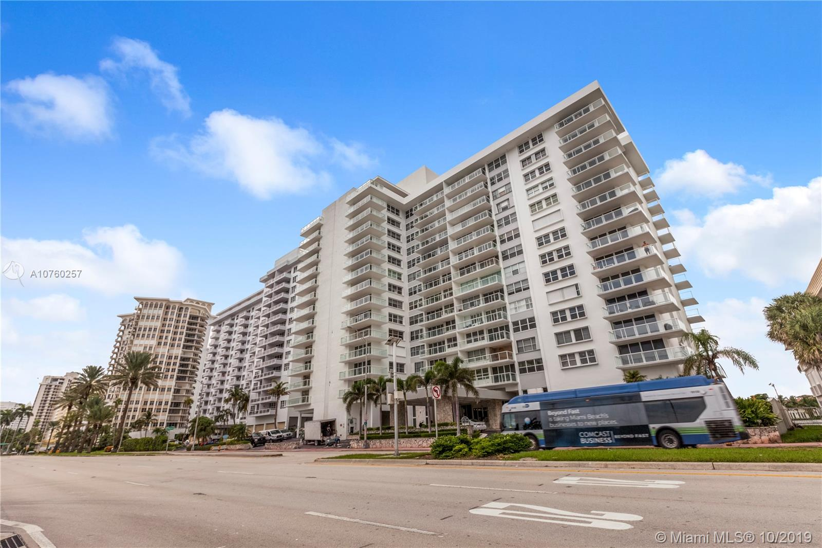 5750  Collins Ave #12K For Sale A10760257, FL