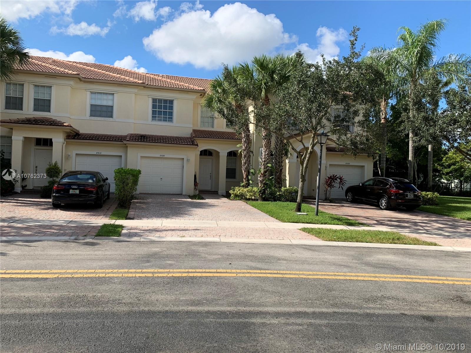 8520 S W 27th St #103 For Sale A10762373, FL
