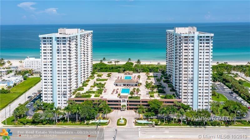 1201 S Ocean Dr #1402S For Sale A10762406, FL