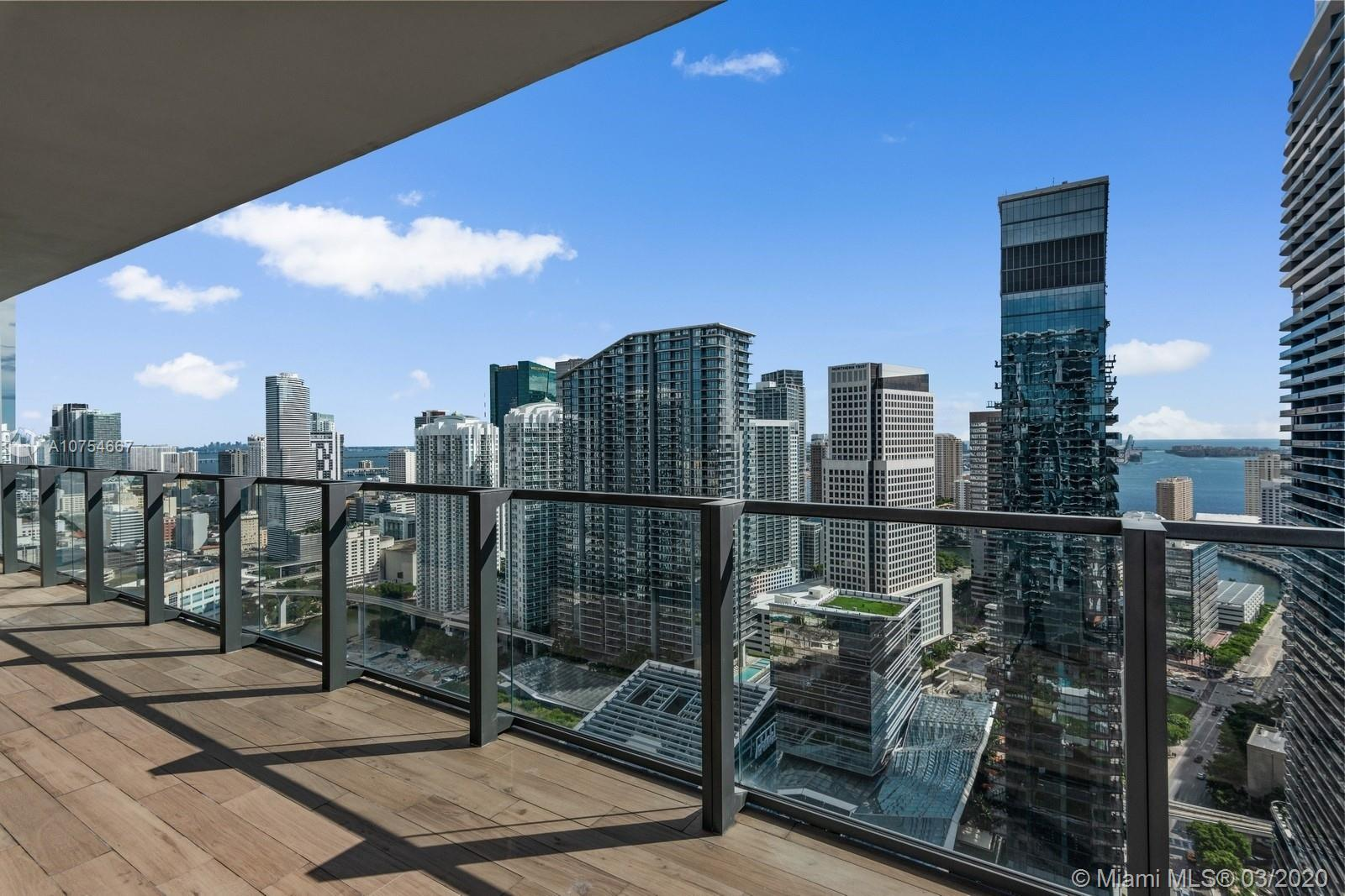 88 SW 7th St #3401 For Sale A10754667, FL