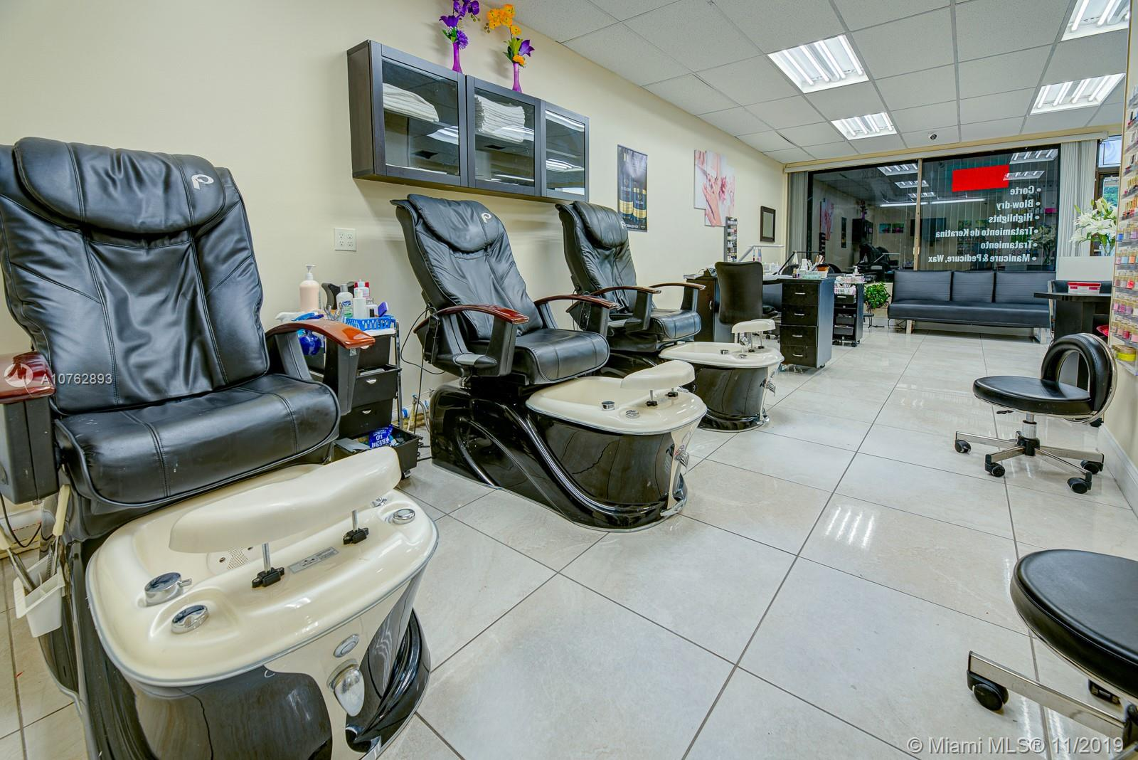 Beauty Salon  By MIA