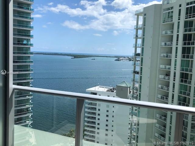 SUPERB/ULTRA MODERN 1 BED 1 BATH CONDO. BEDROOM AND LIVING ROOM LEAD OUT TO A SPACIOUS BALCONY WITH UNOBSTRUCTED BAY VIEWS, AMPLE CLOSET SPACES, TOP OF THE LINE KITCHEN APPLIANCES AND BATHROOM WITH SEPARATE TUB AND SHOWER. 24 HOUR CONCIERGE AND VALET SERVICE, FAMILY AREAS, SKY DECK WITH POOL, LUXURY SPA AND STEAM ROOM, FULLY EQUIPPED TECH SAVVY FITNESS CENTER, BUSINESS LOUNGE AND MORE...