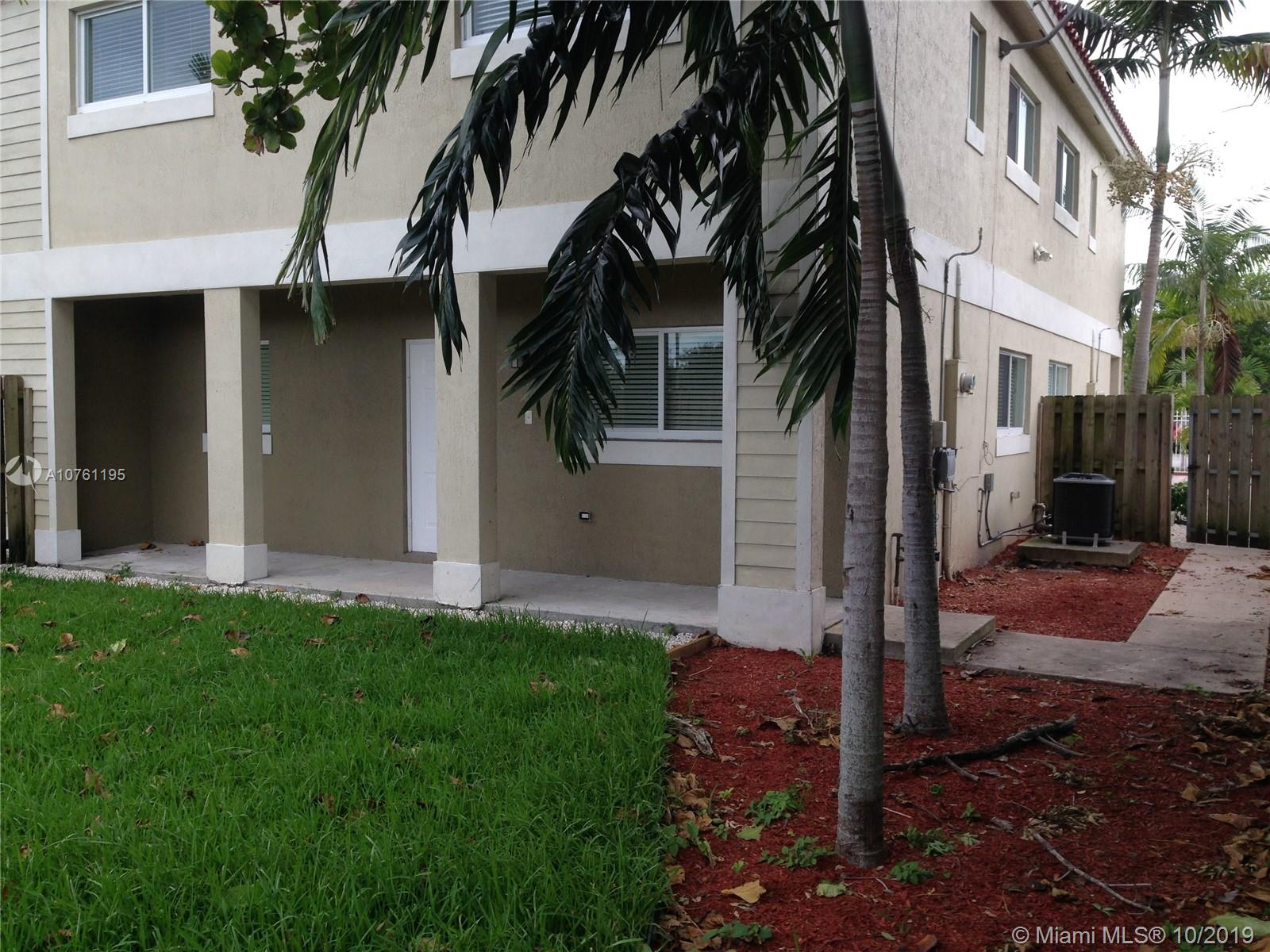This property  has  4 , two  story townhomes with 4  separate  folio numbers, each unit has his own water ,sewer  and electric connections and can be sold separately in full market price .  property  was  built in  2008 and was partially  renovated with wood floors on 2nd floor,   solid  investment. in an upcoming and growing area,  close to downtown Ft Lauderdale , this neighborhood is changing fast ! , see comparable sales on 1st and 2nd ave !   