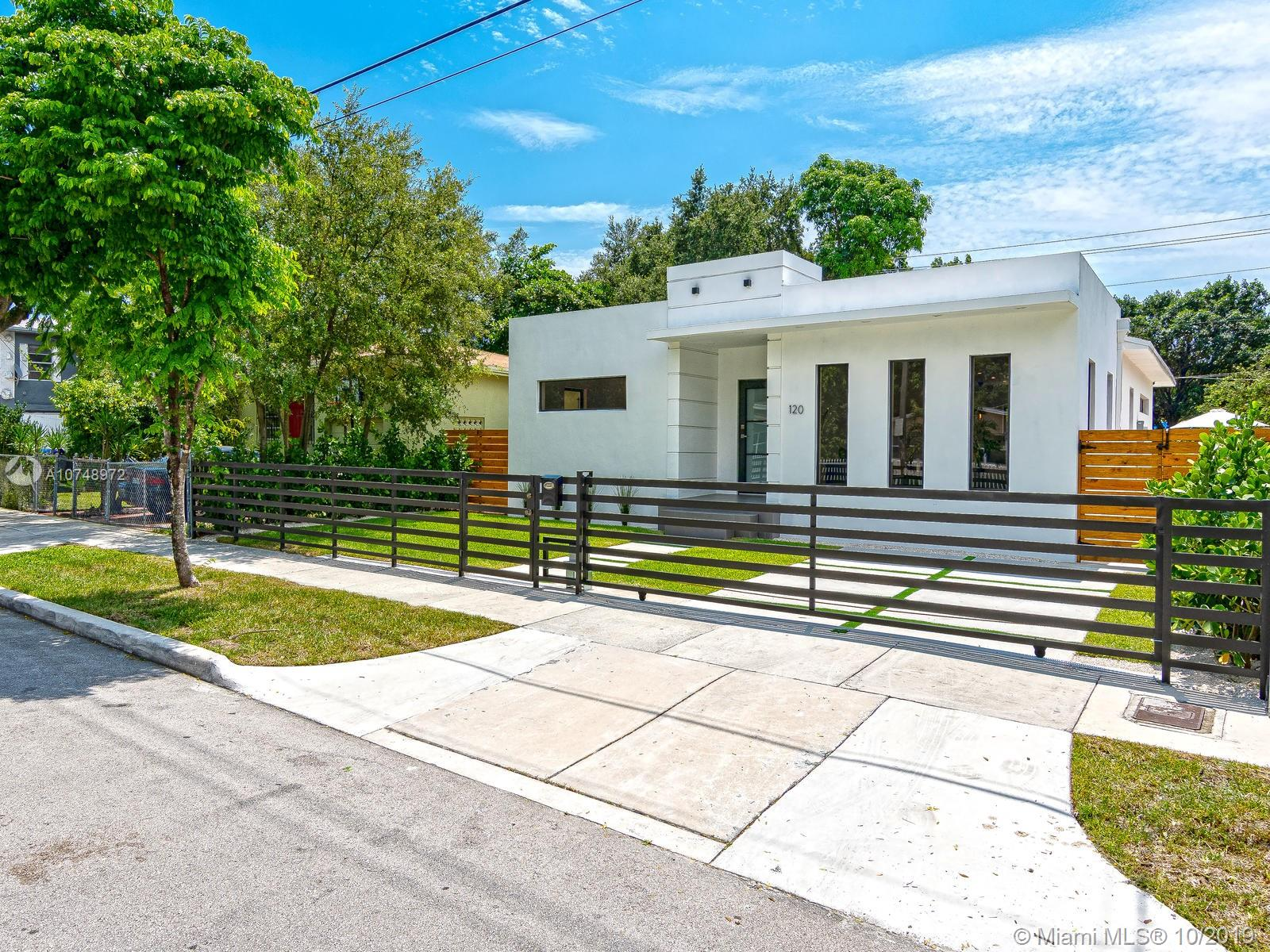 120 NW 41st St  For Sale A10748972, FL