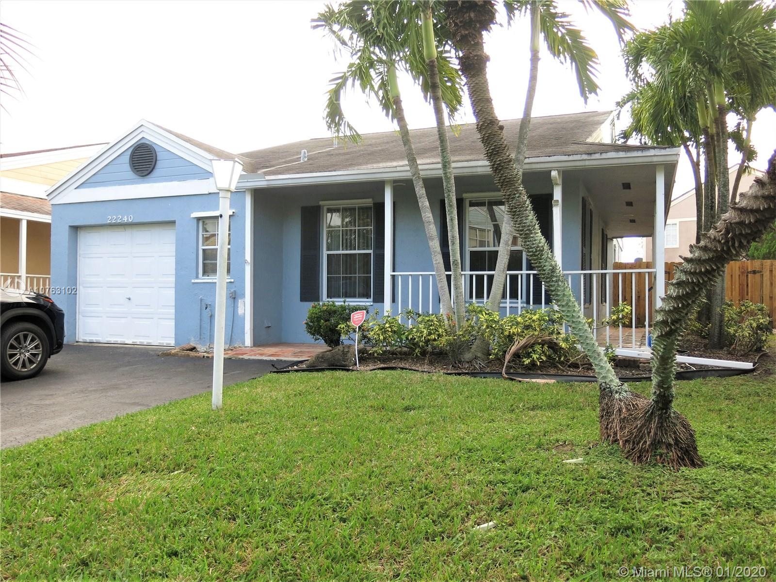 22240 SW 101st Ave Rd  For Sale A10763102, FL