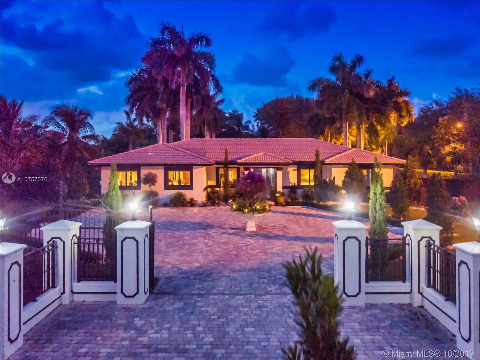 12301 SW 240th St  For Sale A10757370, FL